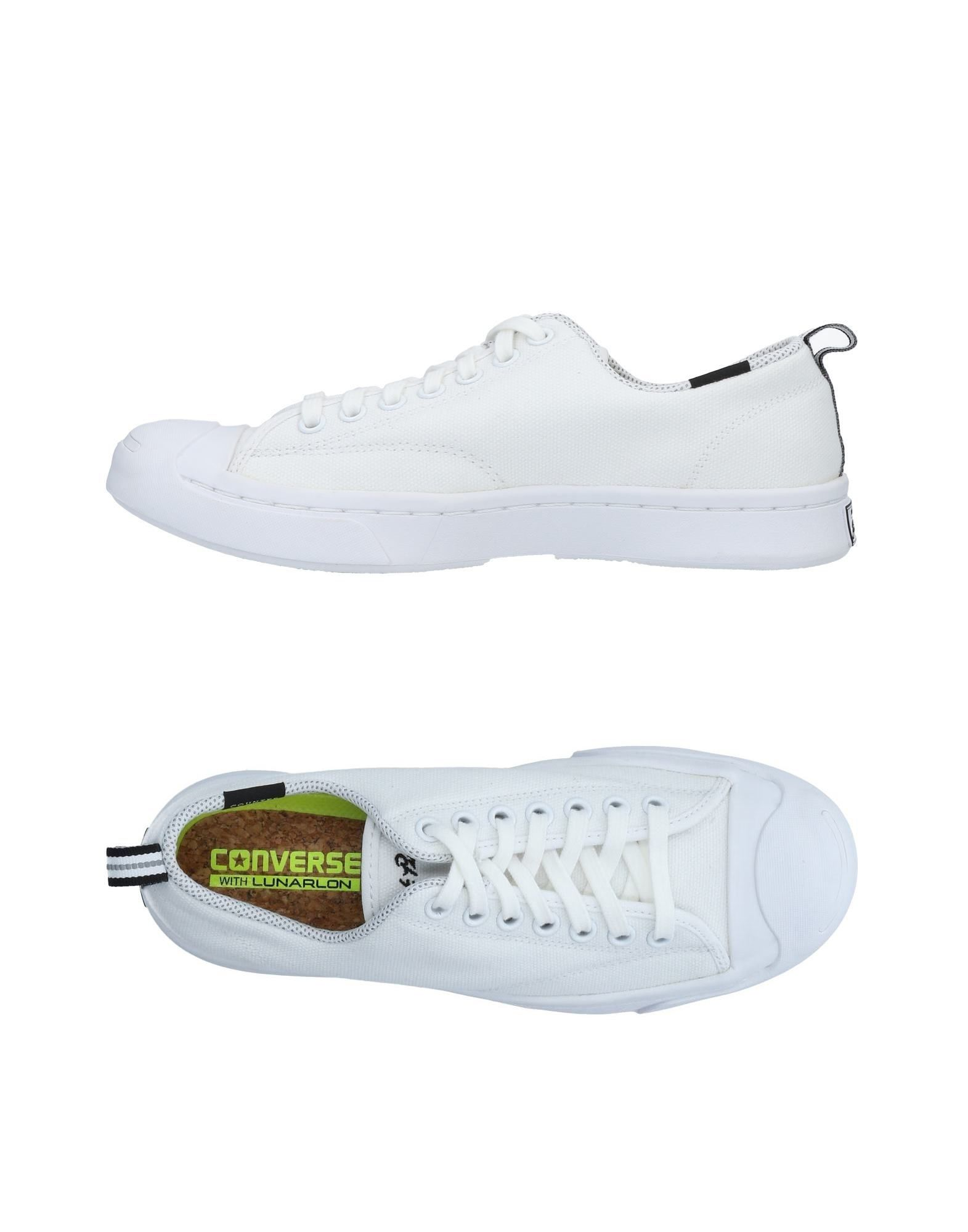 Baskets Converse Jack Purcell Femme Purcell - Baskets Converse Jack Purcell Femme Blanc Chaussures casual sauvages 4fb3a4