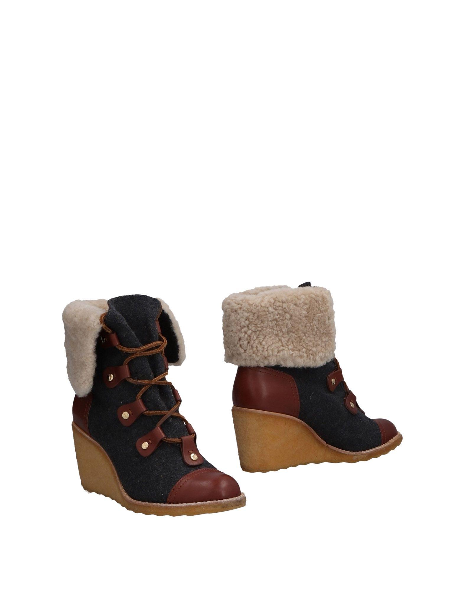 Rabatt Damen Schuhe Tory Burch Stiefelette Damen Rabatt  11475542FH eb6af5