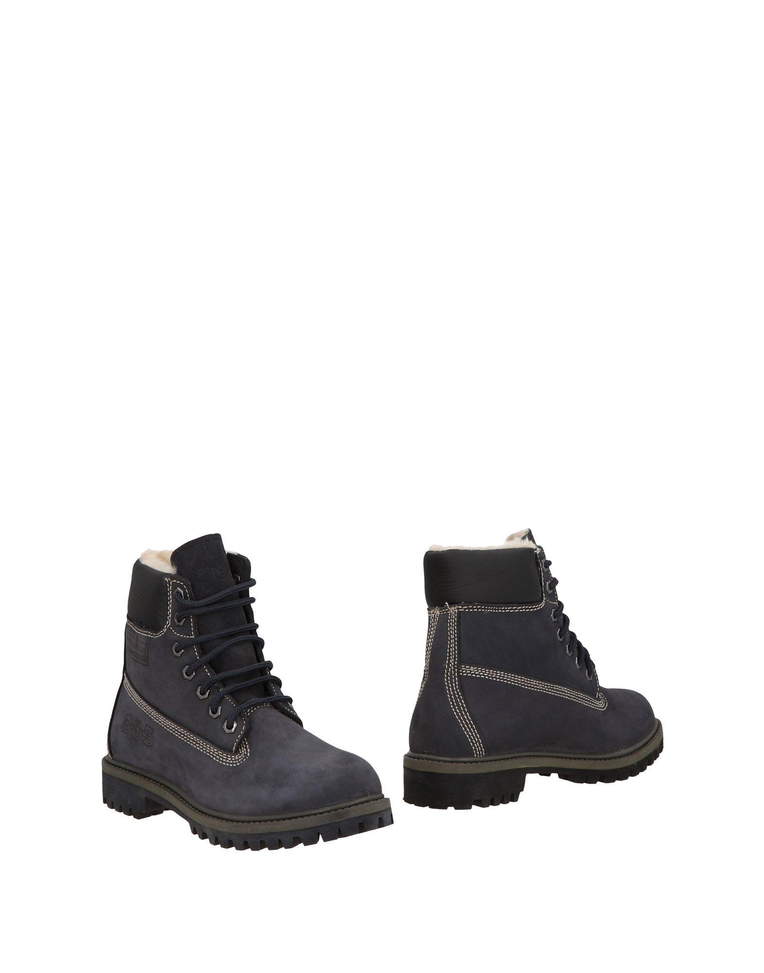 Gut um billige Schuhe zu tragenPolice 883 Stiefelette Damen  11475583AH