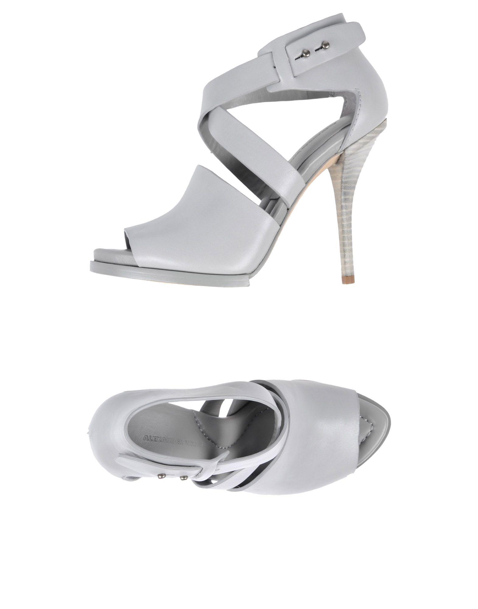 Alexander Wang Sandalen Damen  11475599ESGut aussehende strapazierfähige Schuhe