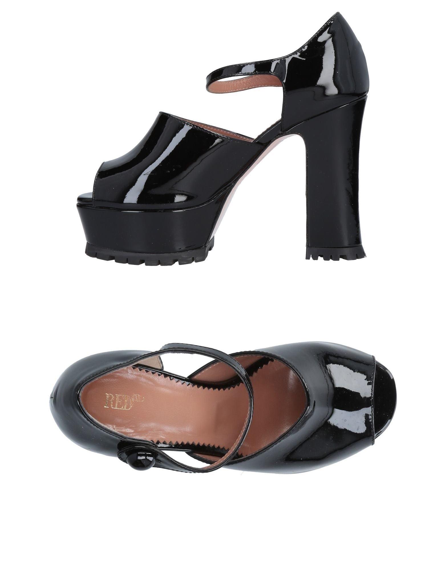 Stilvolle billige Sandalen Schuhe ROT(V) Sandalen billige Damen  11475619II 8f0a8d