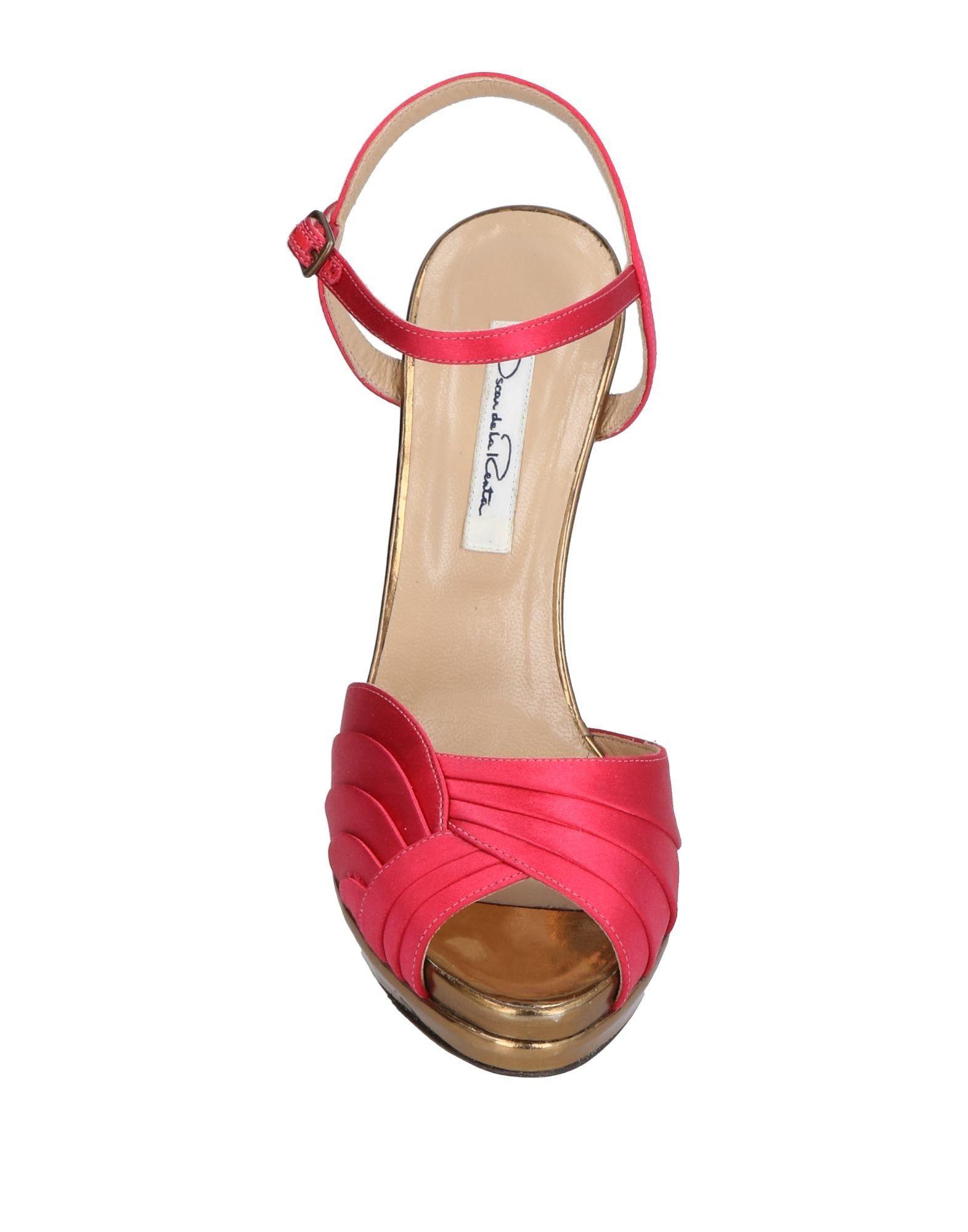 Oscar De La Renta gut Sandalen Damen  11475651GLGünstige gut Renta aussehende Schuhe 7ae5b6