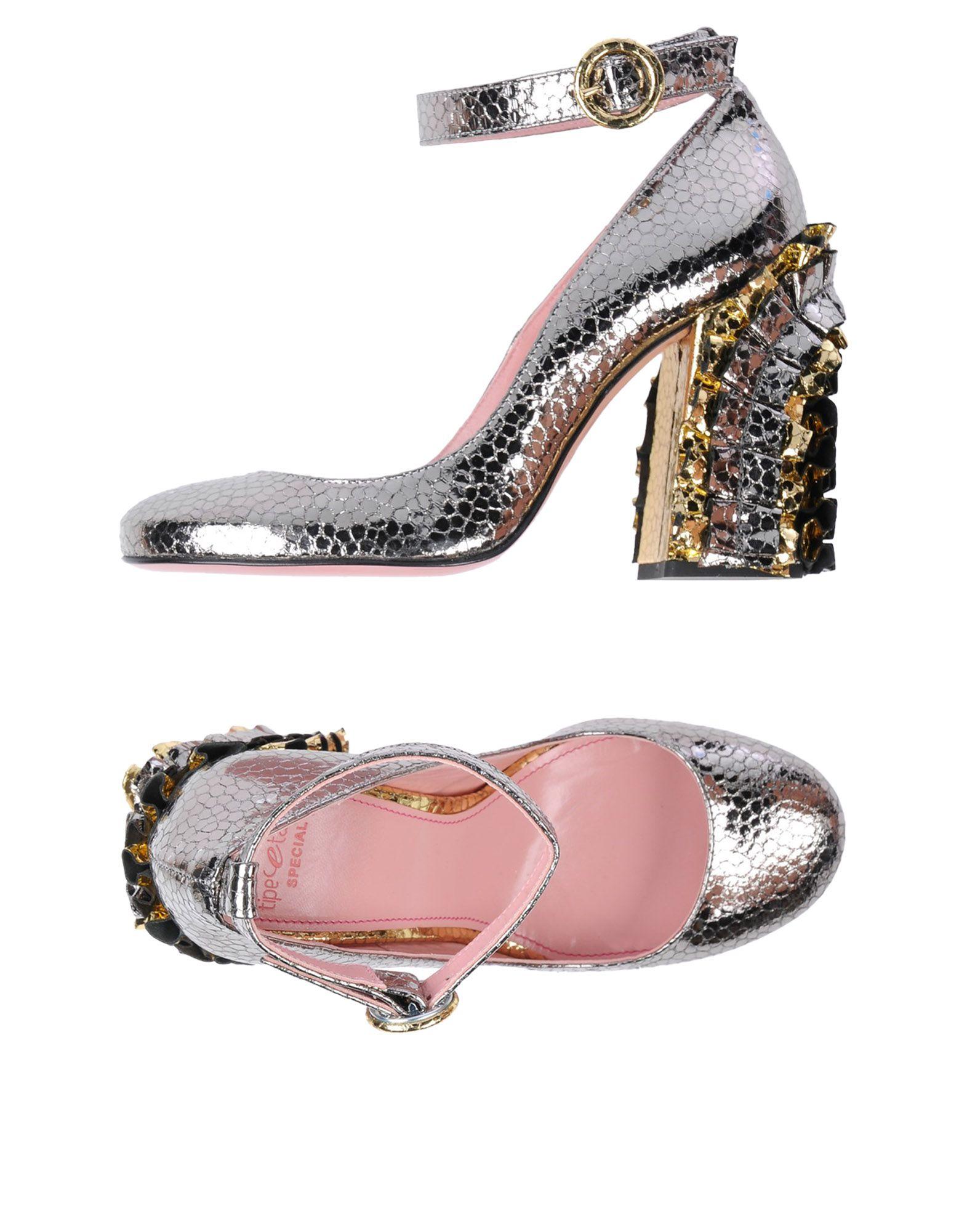 Tipe E Tacchi aussehende Pumps Damen  11475653RHGut aussehende Tacchi strapazierfähige Schuhe 3d268e