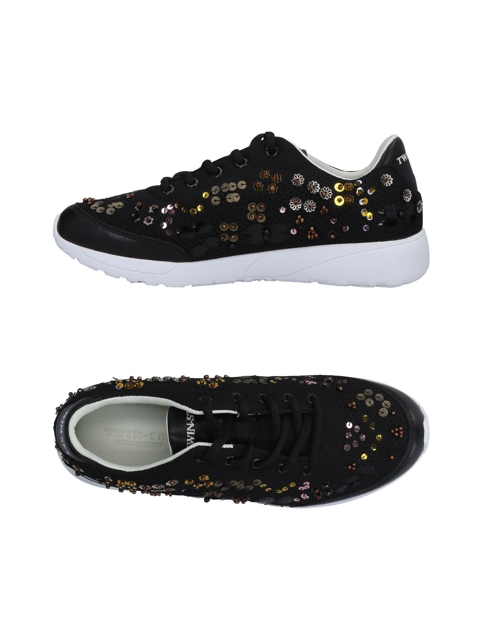 Twin-Set Simona Barbieri Sneakers Barbieri - Women Twin-Set Simona Barbieri Sneakers Sneakers online on  Canada - 11475656MJ c69652