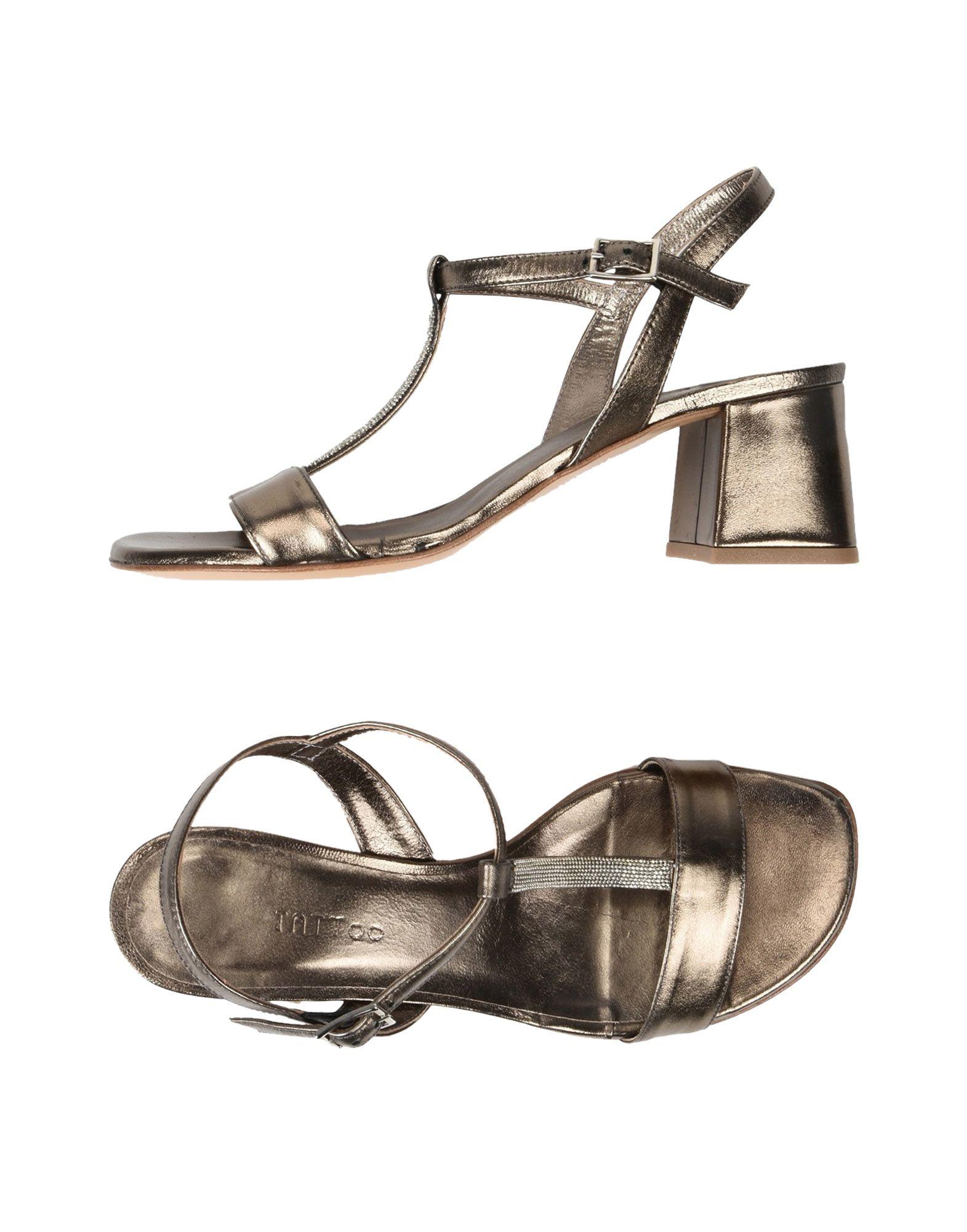 Tattoo Sandalen Damen  11475659UD Gute Qualität beliebte Schuhe