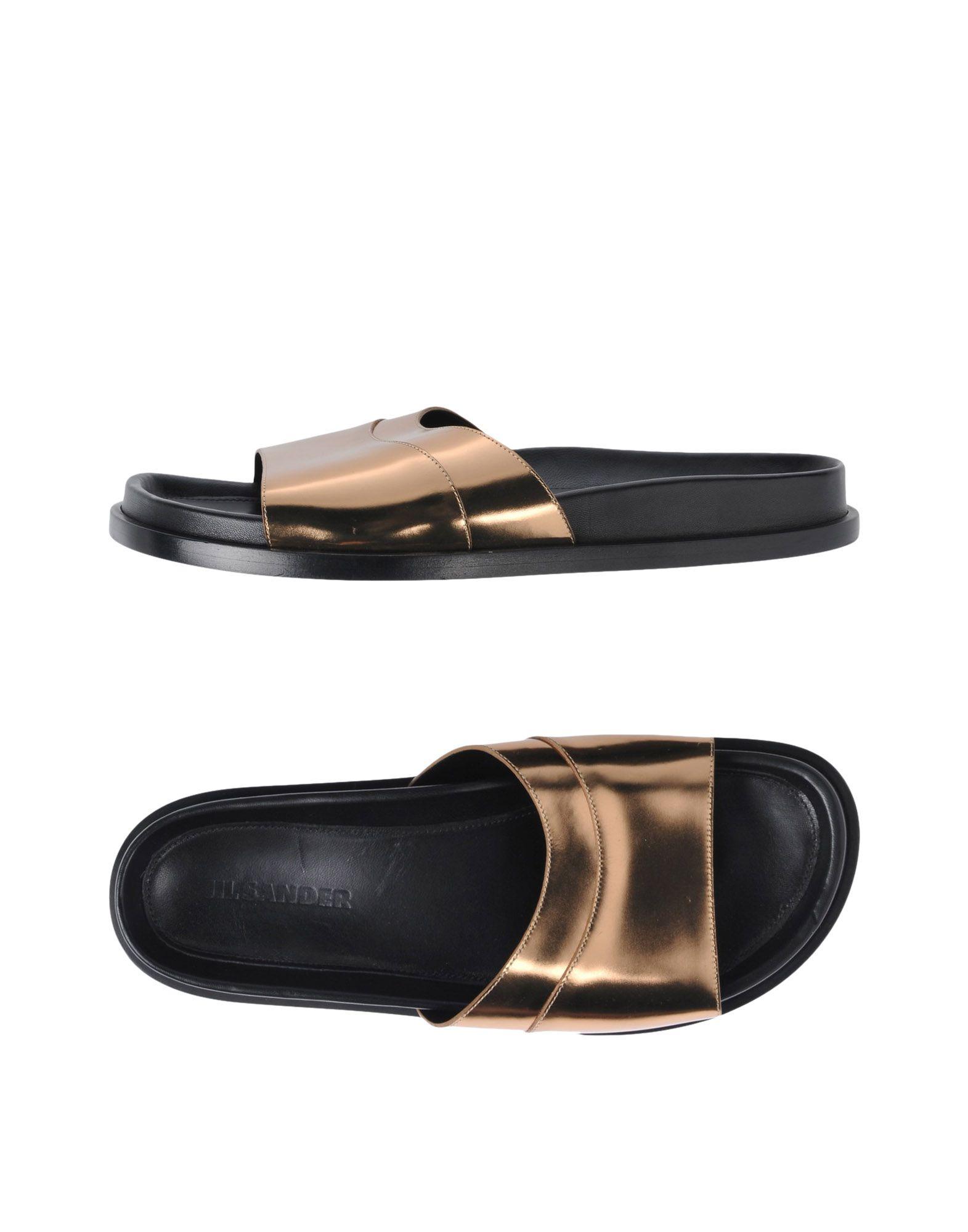 Jil Sander Sandalen Damen  11475721NXGut aussehende strapazierfähige Schuhe