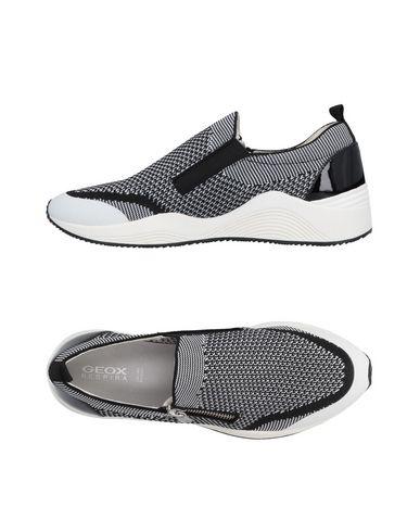 Zapatos de hombre y mujer de Zapatillas promoción por tiempo limitado Zapatillas de Geox Mujer - Zapatillas Geox - 11475751LT Negro b6886a