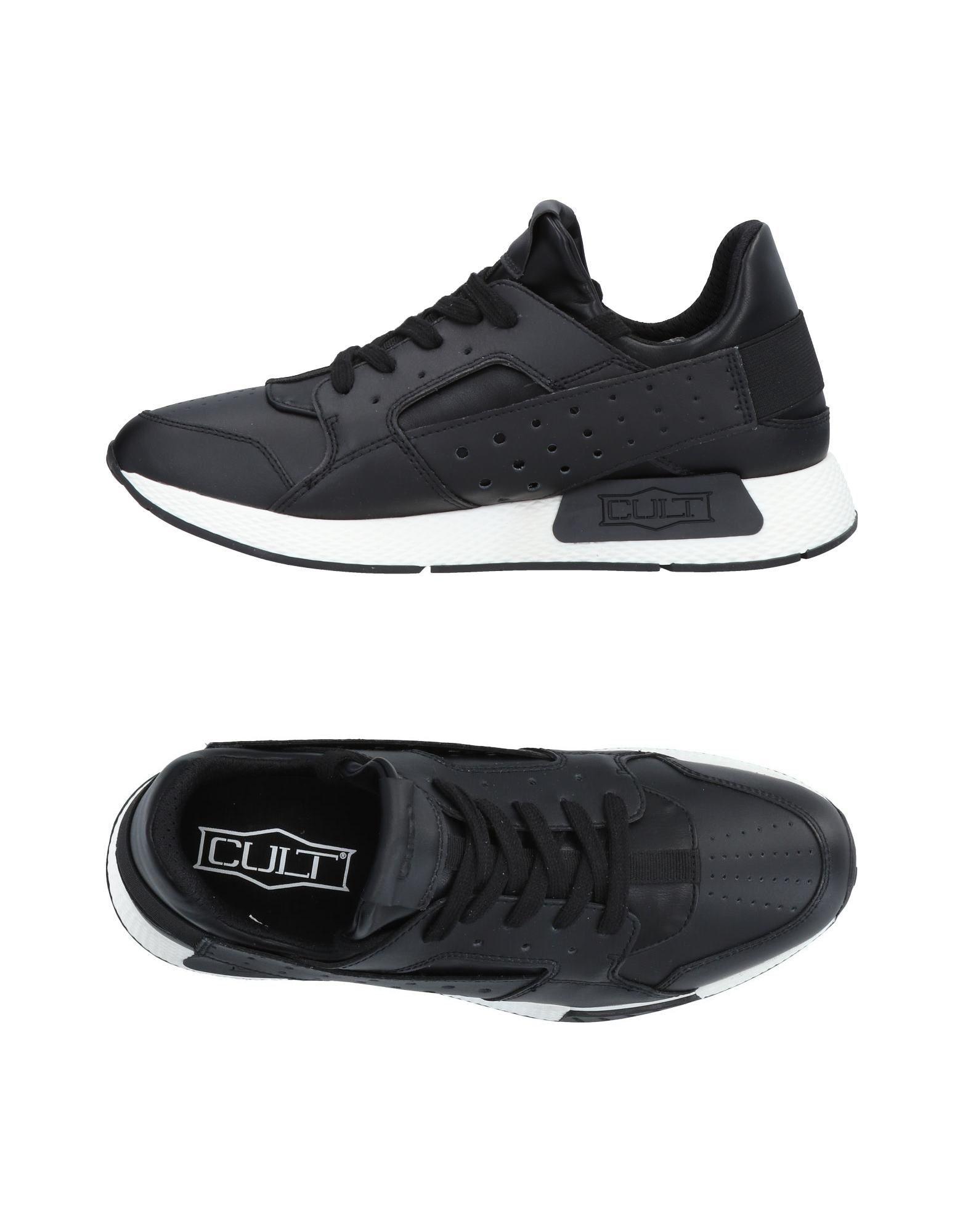 Rabatt echte Schuhe Cult Sneakers Herren  11475768TF