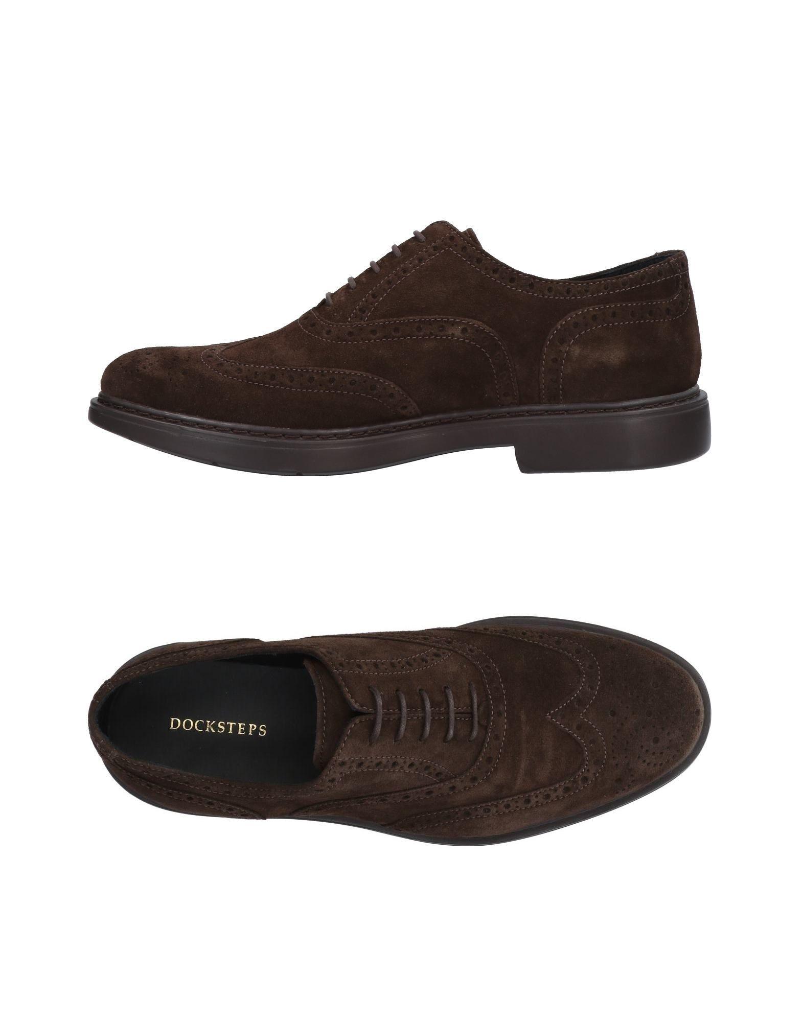 Rabatt echte Schuhe Docksteps Schnürschuhe Herren  11475808AP