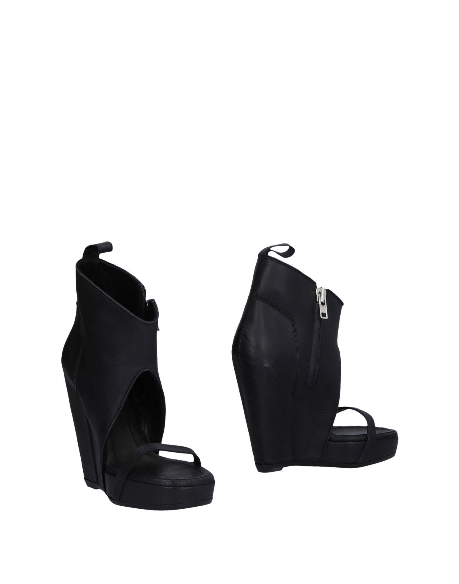 Rick Owens Stiefelette Damen  Schuhe 11475910WRGünstige gut aussehende Schuhe  0113b7
