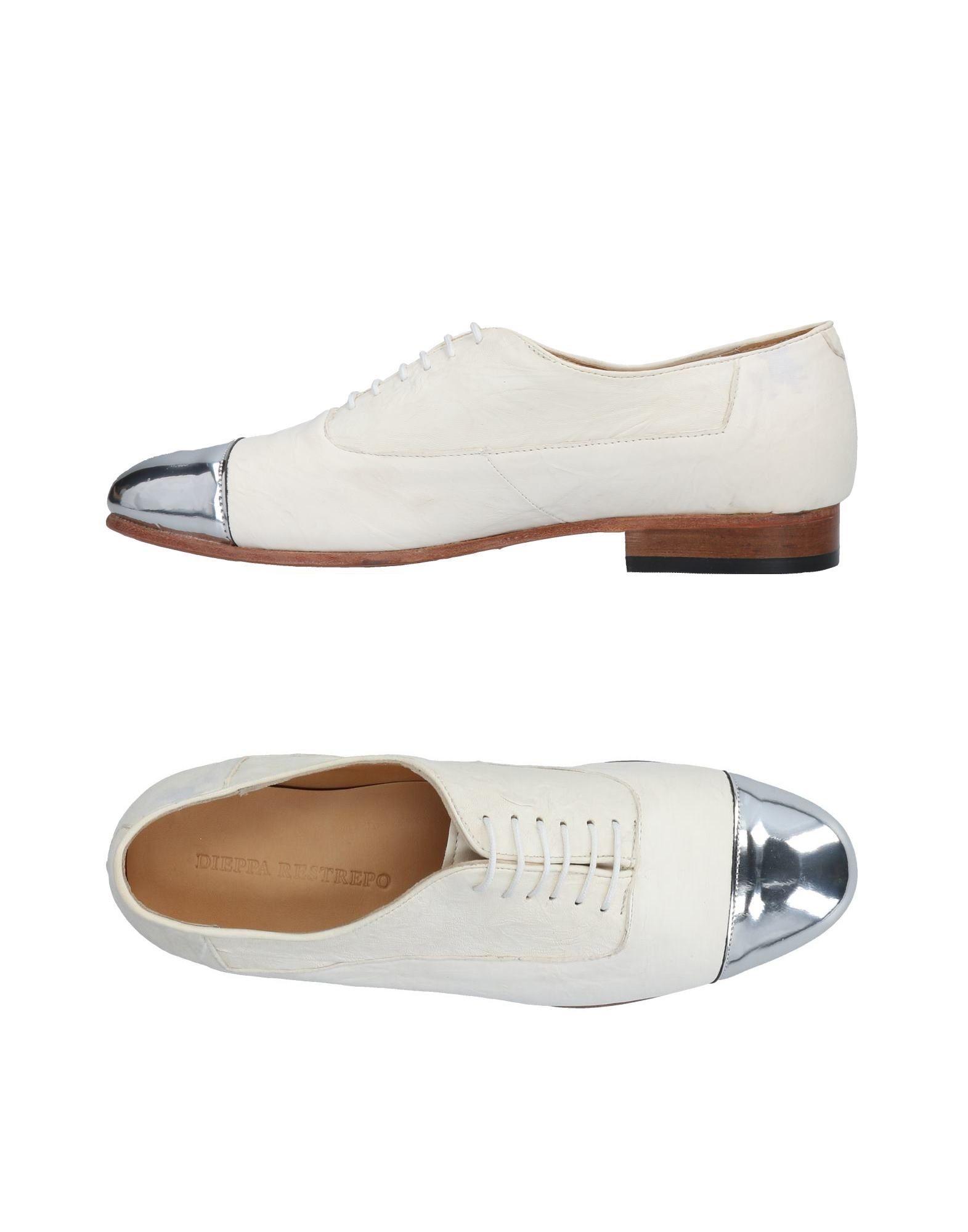 Gut um billige Schuhe zu tragenDieppa Restrepo Schnürschuhe Damen  11475921OR