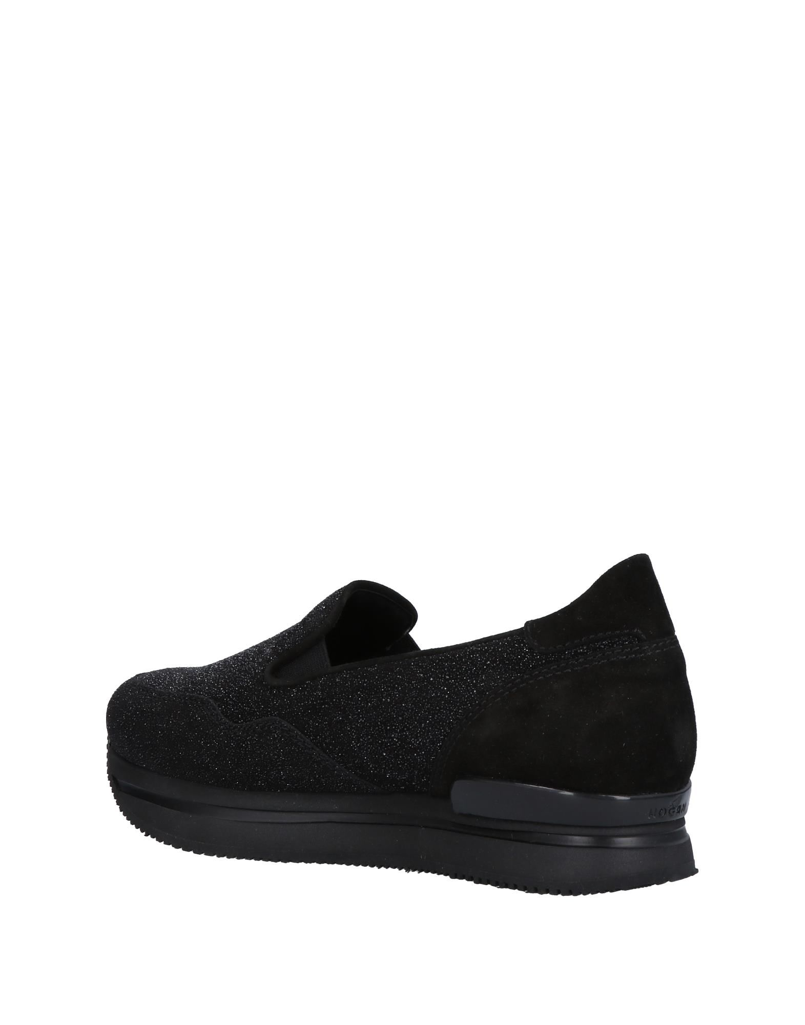 Hogan Mokassins Damen aussehende  11475952UBGut aussehende Damen strapazierfähige Schuhe b90b3b