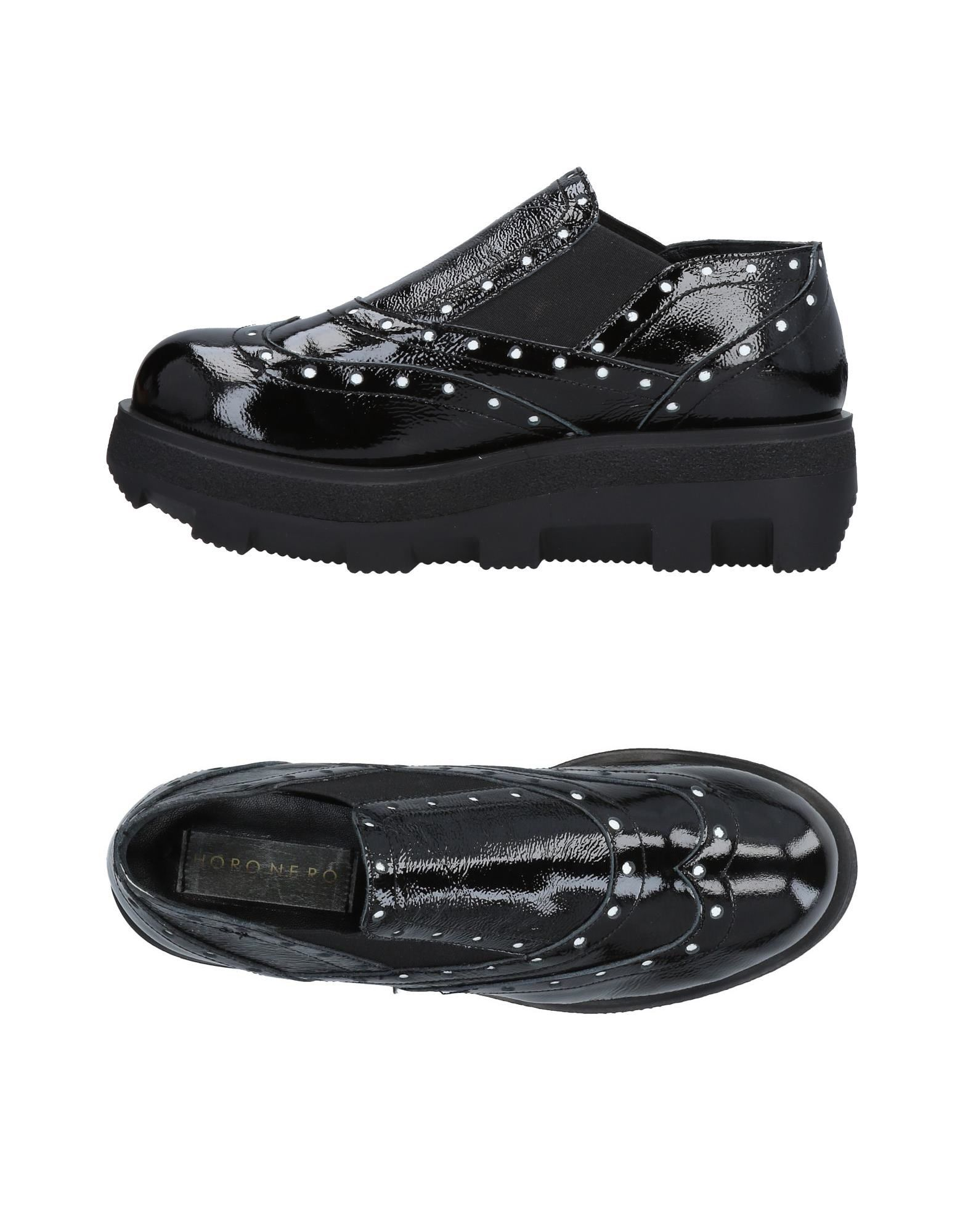 Horo Nero Sneakers Damen  11476060NA Gute Qualität beliebte Schuhe