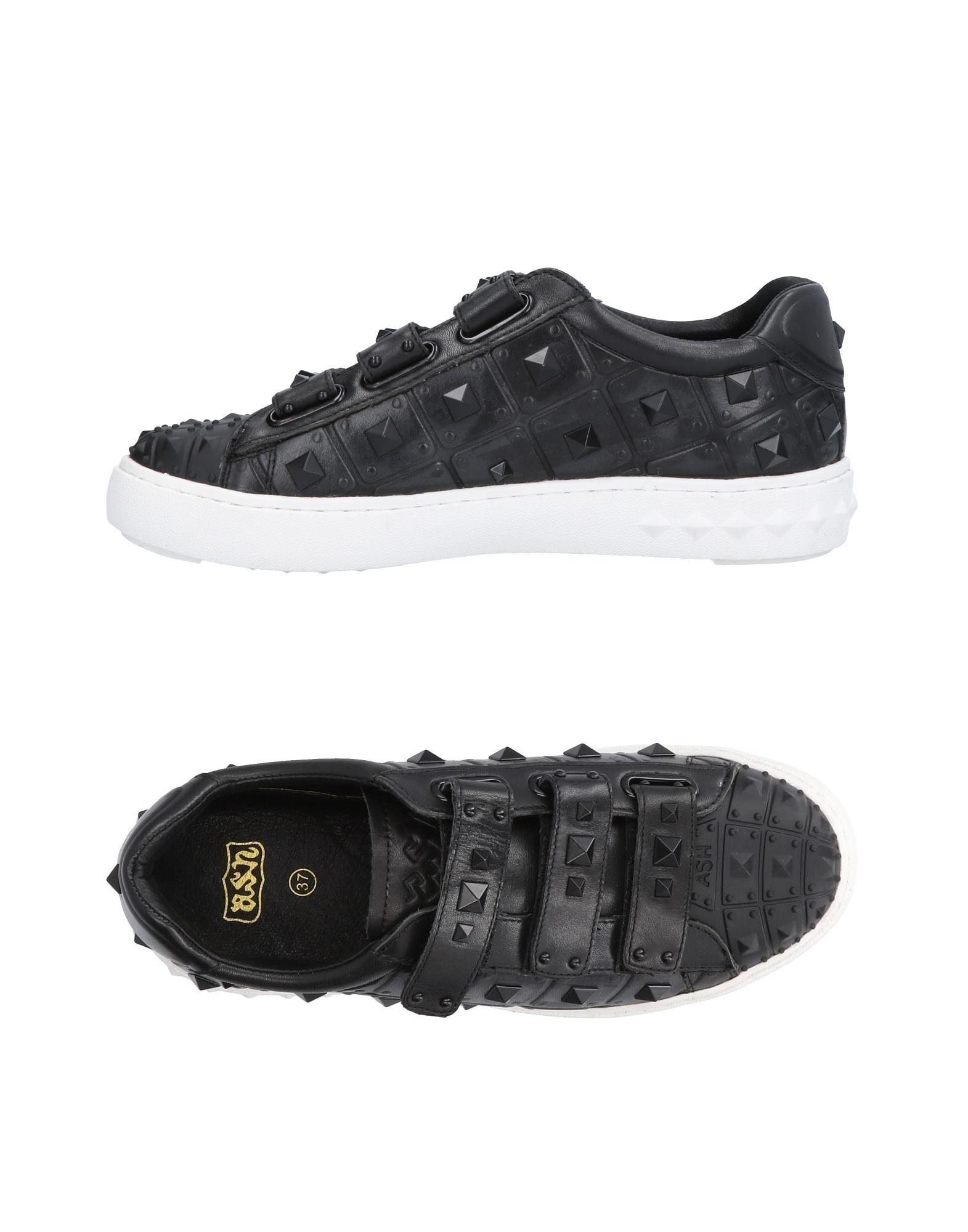 Zapatos de mujer baratos zapatos de mujer Mujer Zapatillas Ash Mujer mujer - Zapatillas Ash  Negro 8a1185