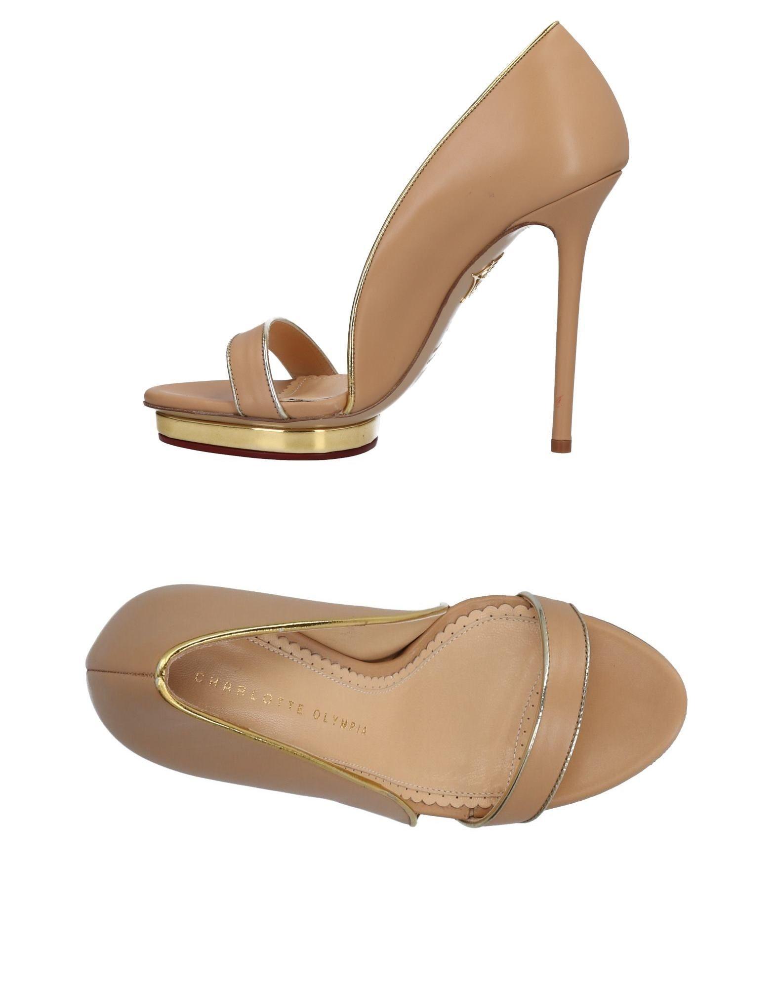 Rabatt Schuhe Charlotte Olympia Pumps Damen  11476104UG