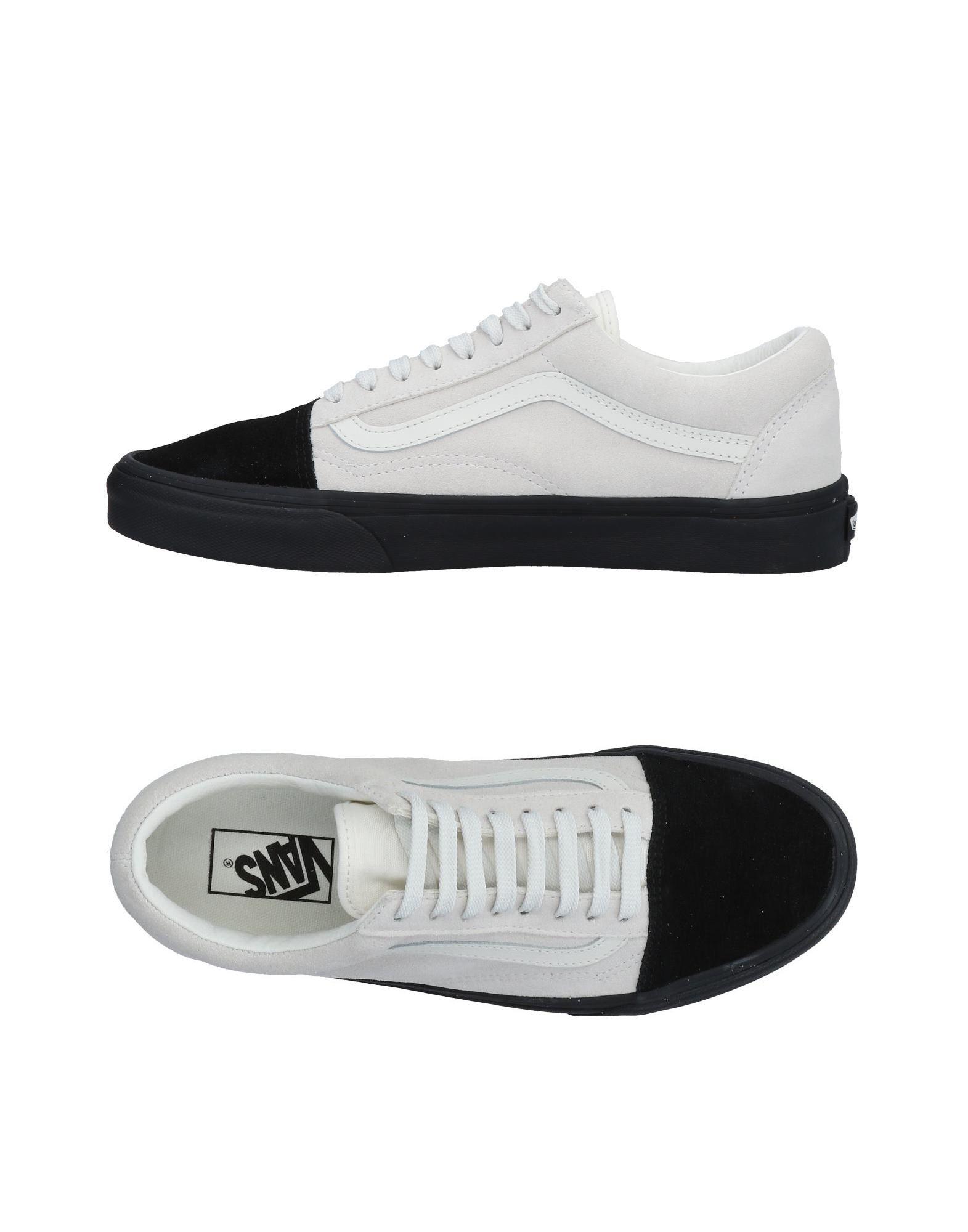 Rabatt Schuhe echte Schuhe Rabatt Vans Sneakers Herren  11476134KD ebe54d