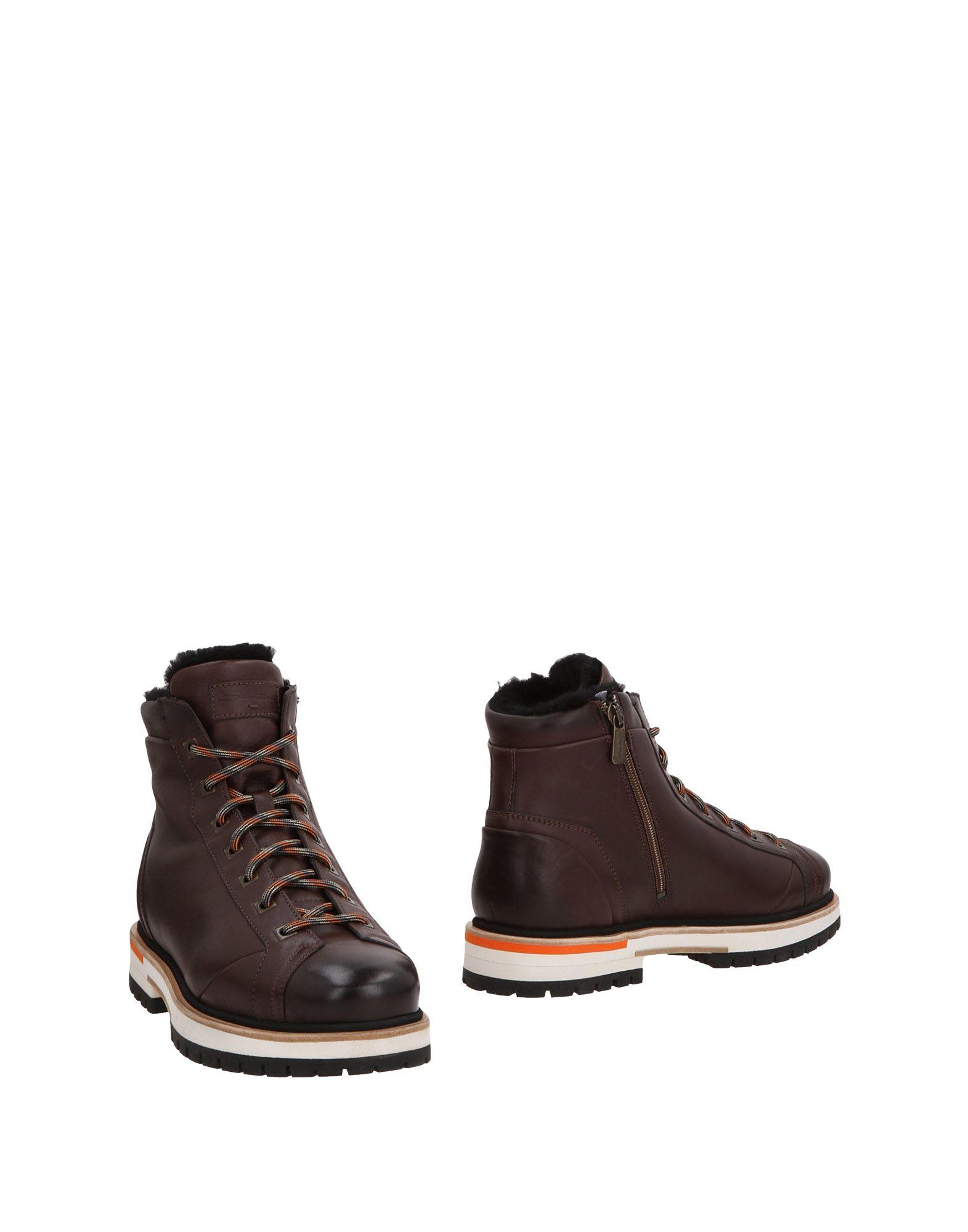 Santoni Stiefelette Herren  11476212GC Gute Qualität beliebte Schuhe