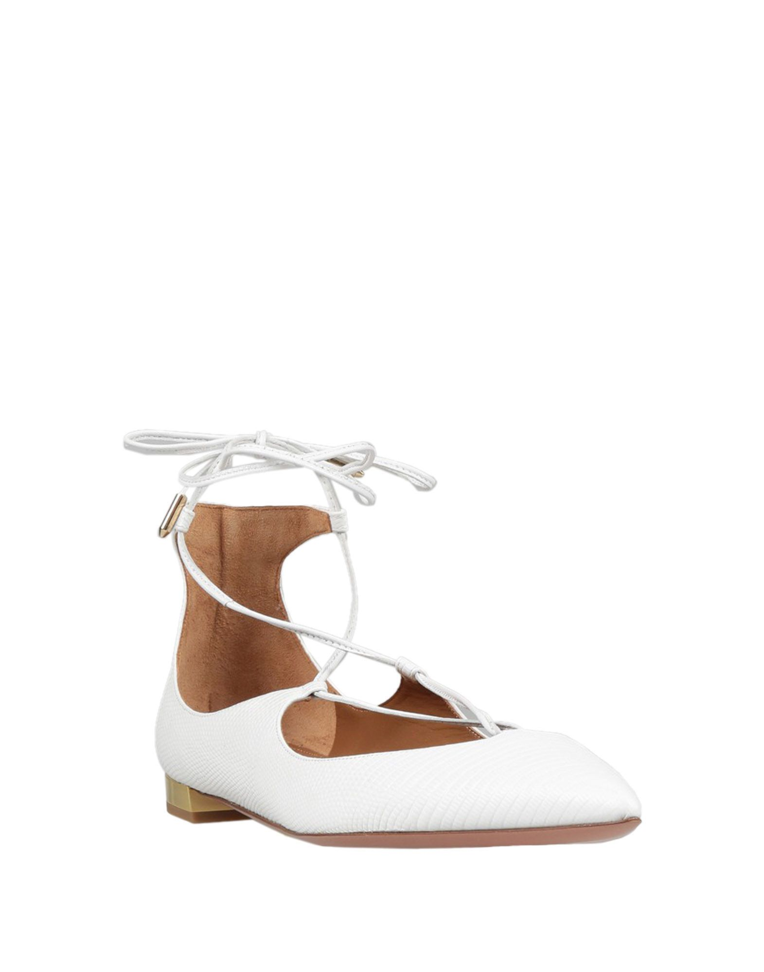 Aquazzura  Ballerinas Damen  Aquazzura 11476237KKGünstige gut aussehende Schuhe be9efb