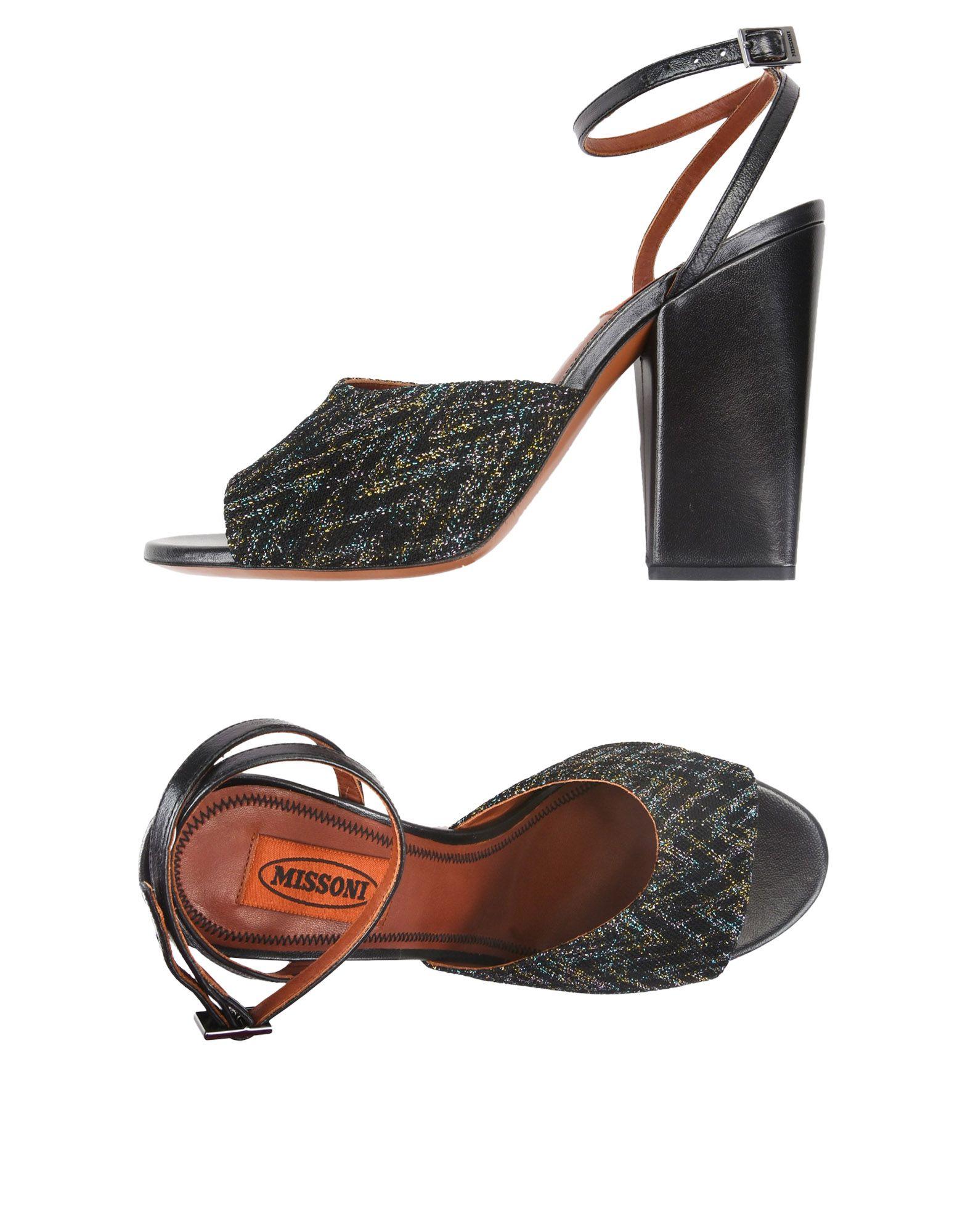 Gut tragenMissoni um billige Schuhe zu tragenMissoni Gut Sandalen Damen  11476304CP e6c1ee