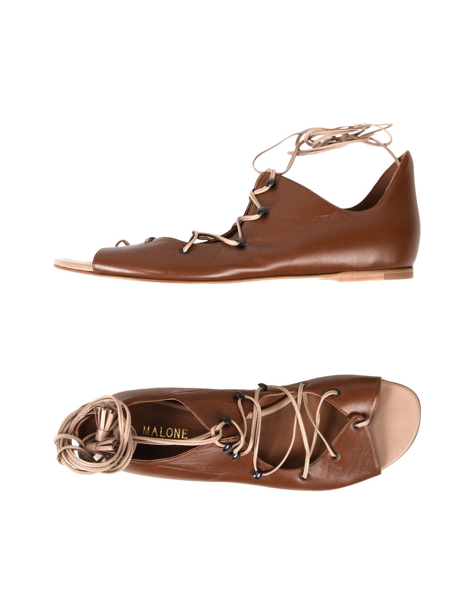 Rabatt Schuhe Malone Souliers Sandalen Damen  11476320QX