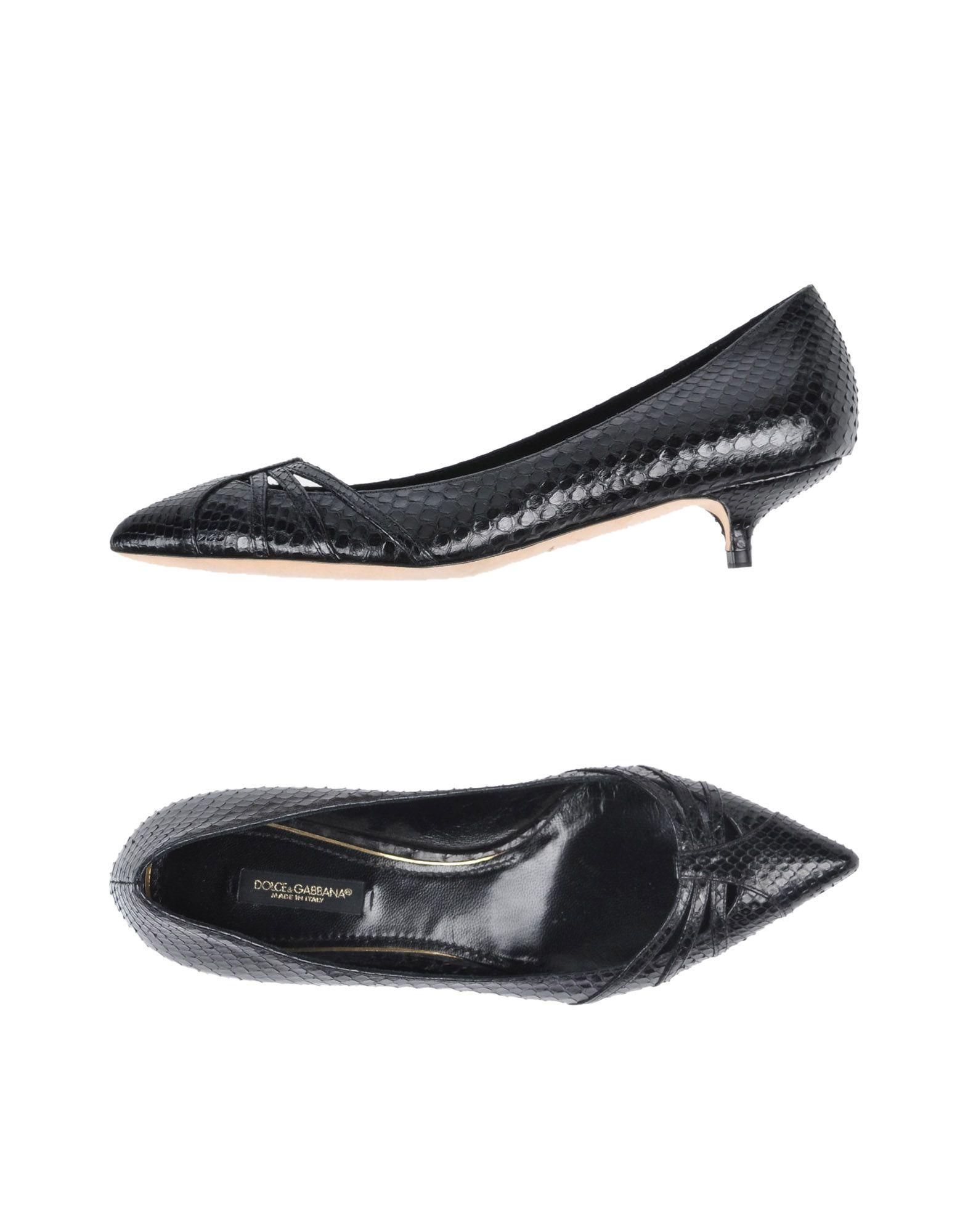 Décolleté Dolce & Gabbana Donna - 11476332XW