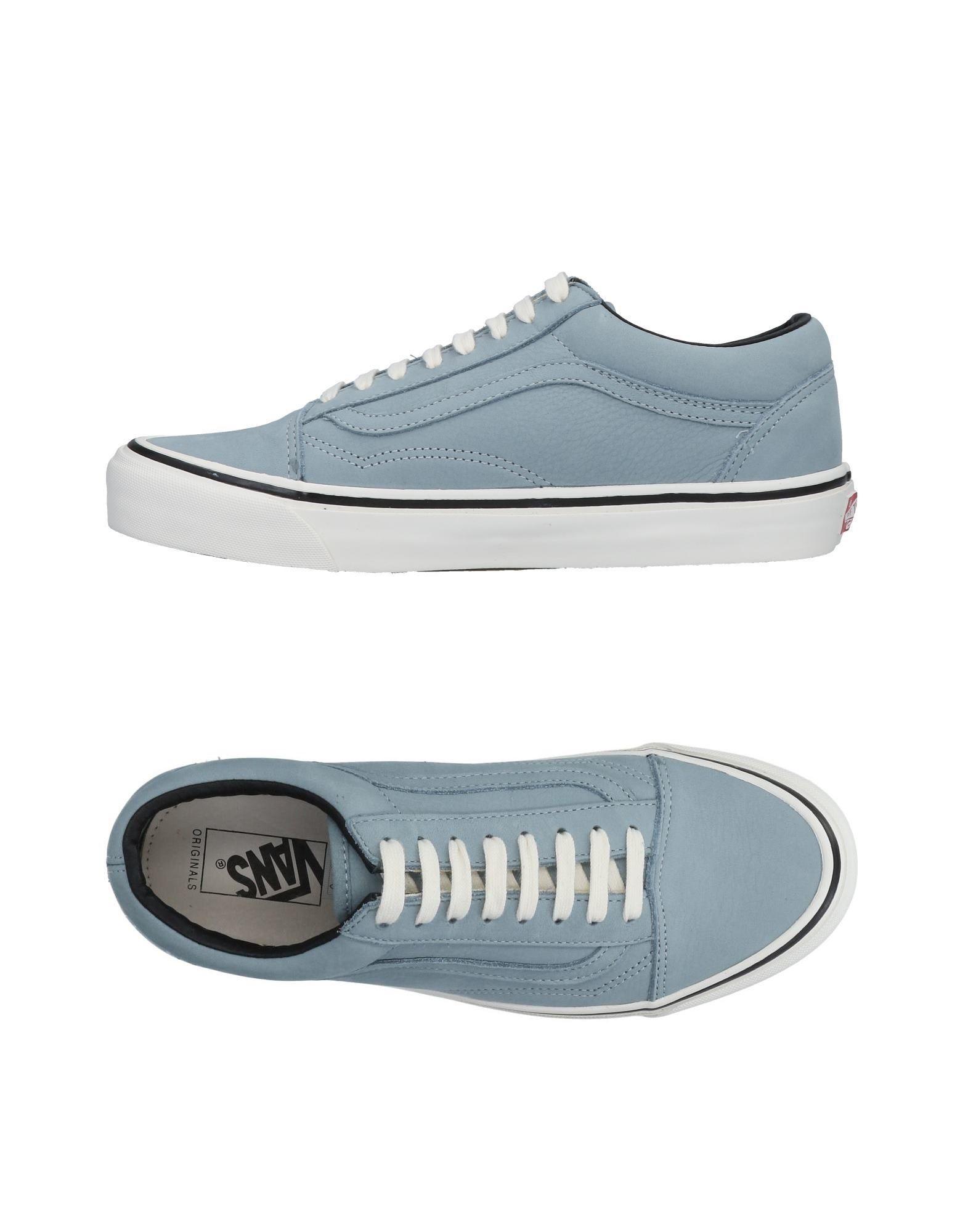 Sneakers Vans Homme - Sneakers Vans  Bleu ciel Spécial temps limité