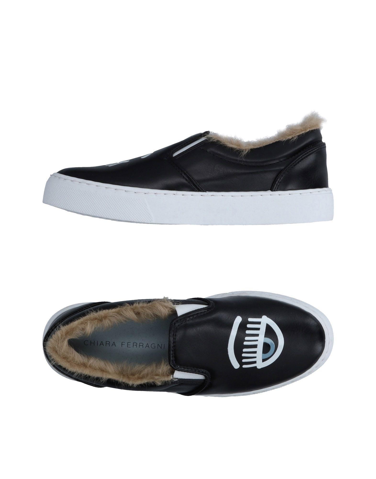 Stilvolle billige Schuhe Chiara Ferragni Sneakers Damen  11476360EO