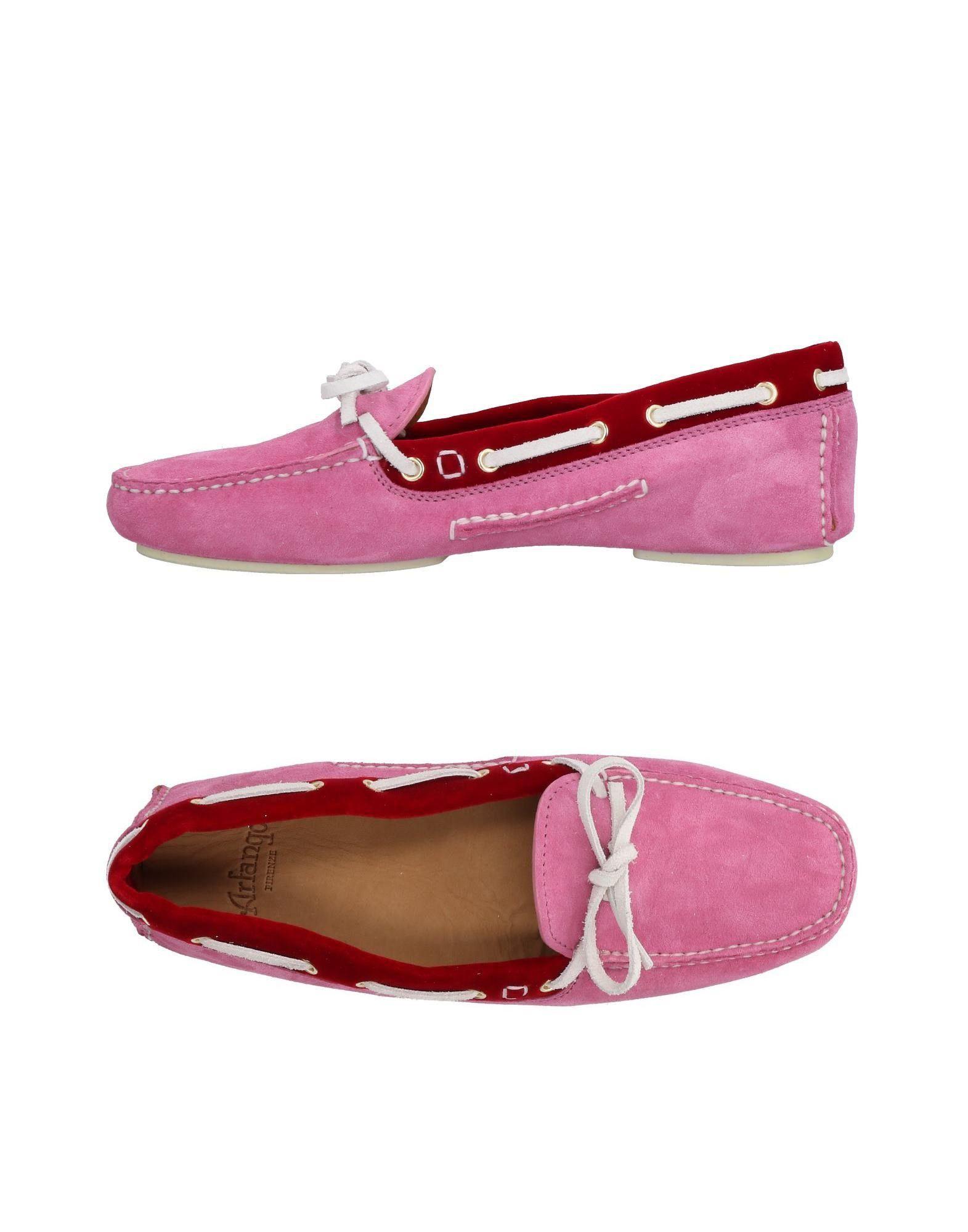 Stilvolle Damen billige Schuhe Arfango Mokassins Damen Stilvolle  11476374IT 8627df