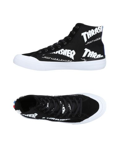 Zapatos con descuento Zapatillas Huf - Hombre - Zapatillas Huf - Huf 11476378AA Negro aa3c04