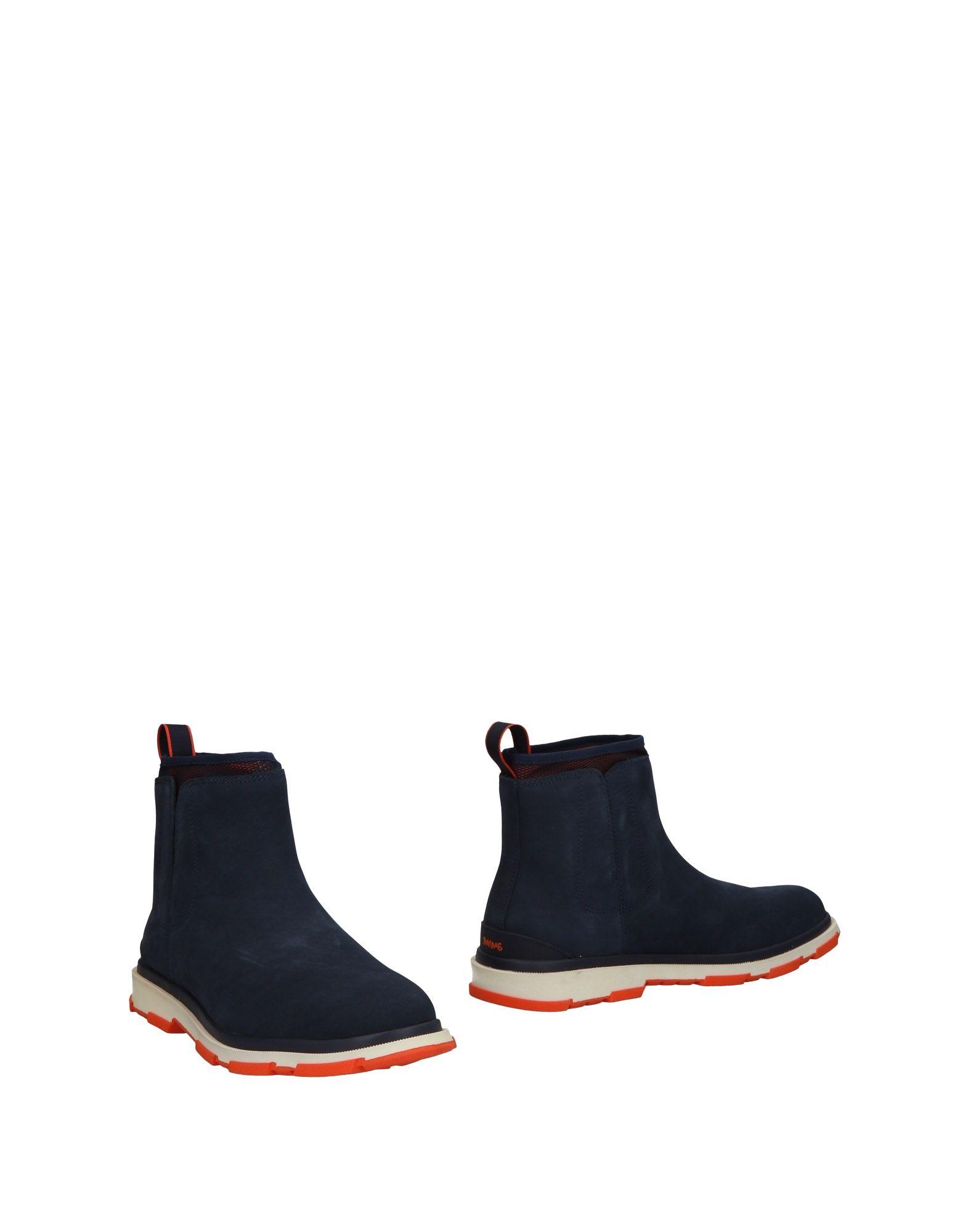 Rabatt echte Schuhe Swims Stiefelette Herren  11476429KX