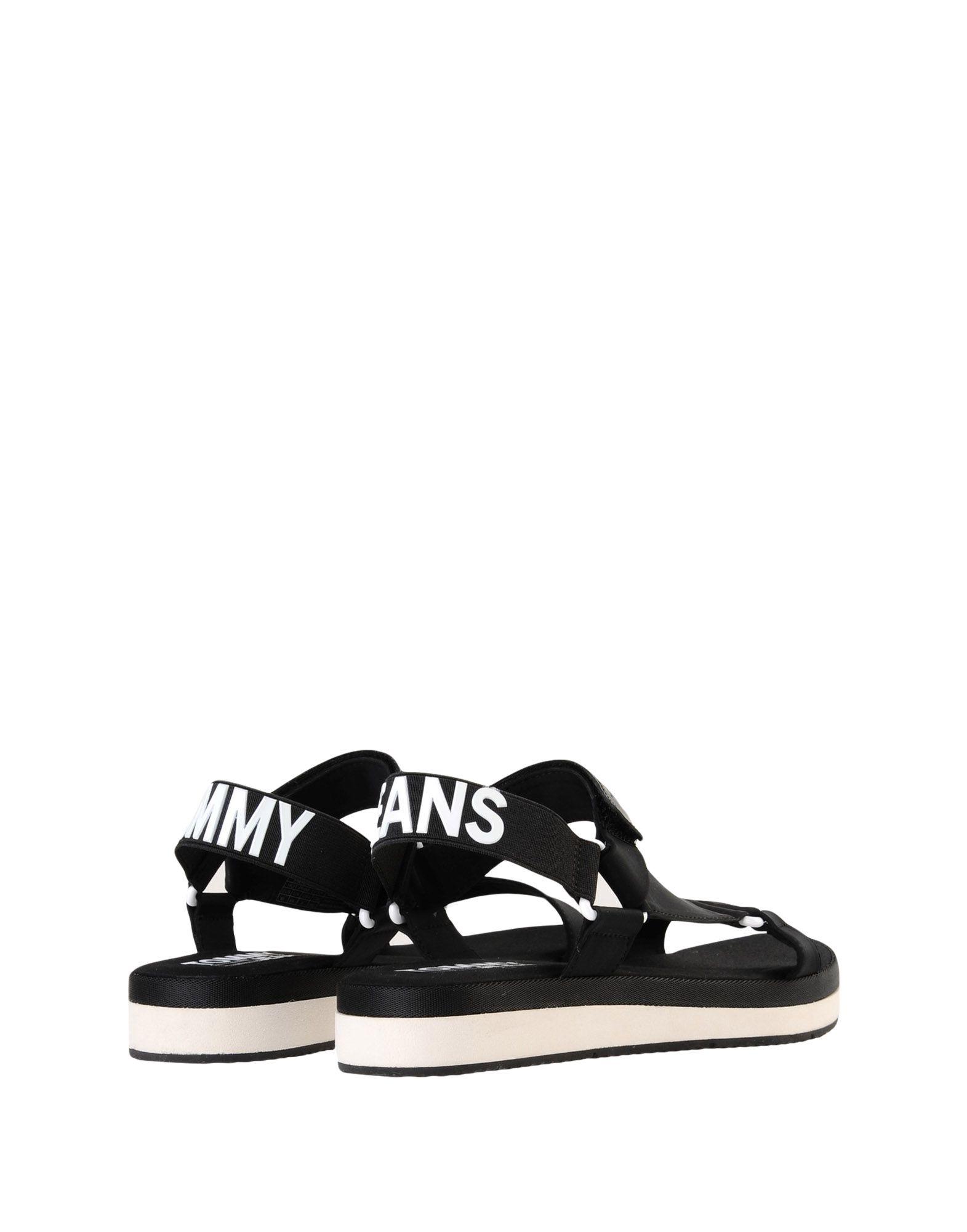 Sandales Tommy Jeans Fresh Modern Sandal - Femme - Sandales Tommy Jeans sur