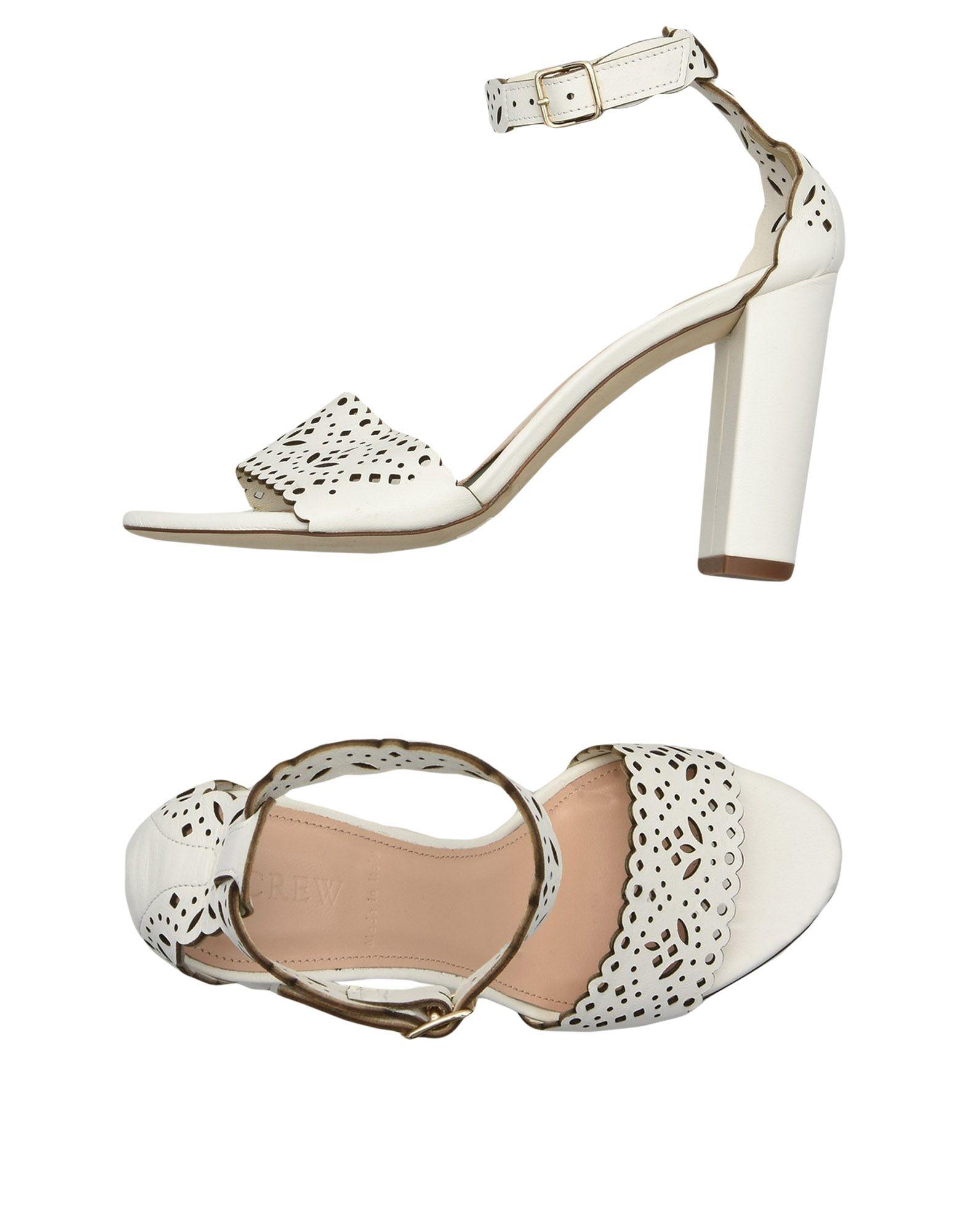 Haltbare Mode billige Schuhe J.Crew Sandalen Damen  11476555VO Heiße Schuhe