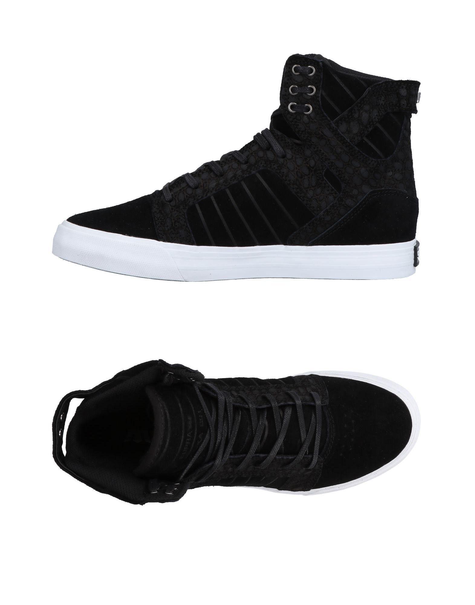 Rabatt echte Schuhe Supra Sneakers Herren  11476578TT