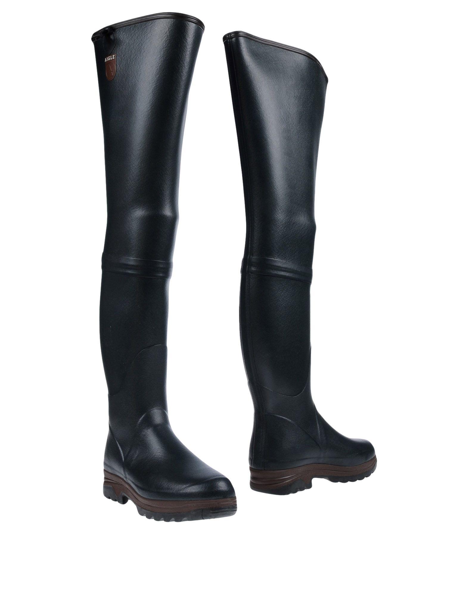 Rabatt echte Schuhe Aigle Stiefelette Herren  11476581DX