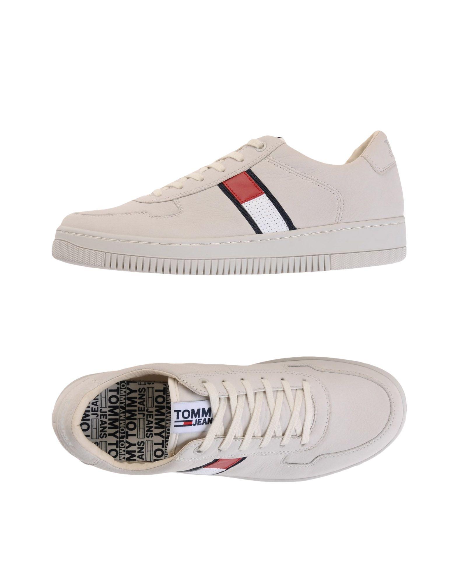 Tommy Jeans  Tj Nubuck Basket Sneaker  Jeans 11476590TV Gute Qualität beliebte Schuhe 1498ea