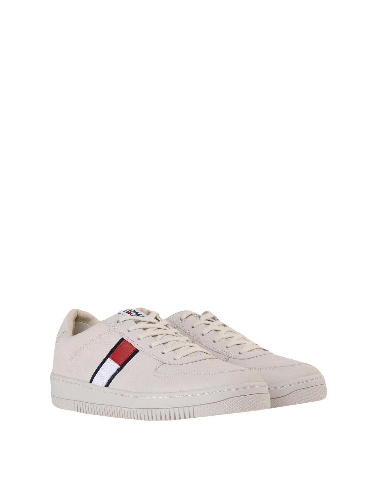 Tommy Jeans  Tj Nubuck Basket Sneaker  Jeans 11476590TV Gute Qualität beliebte Schuhe 8ef505