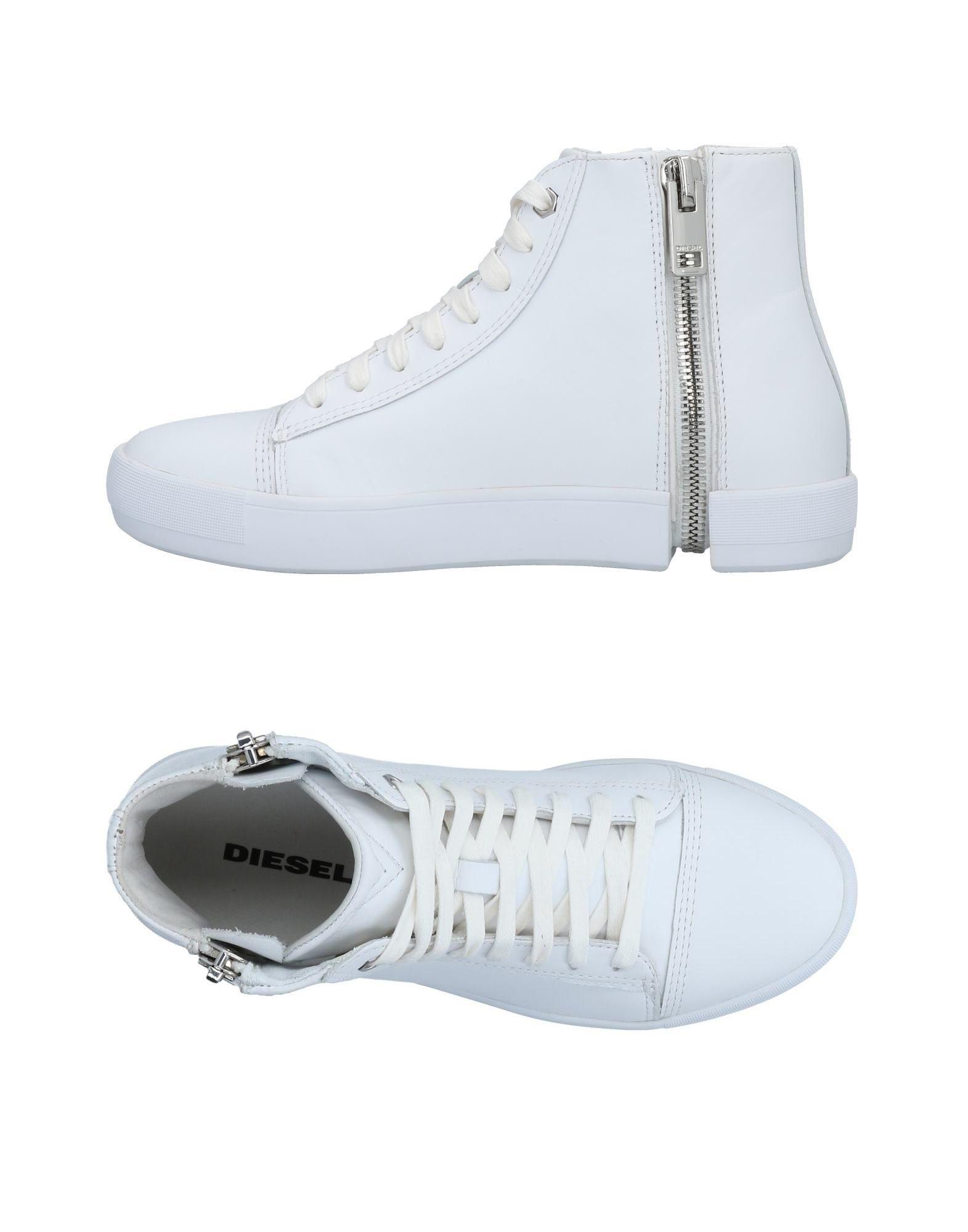 Stilvolle billige Schuhe Diesel Sneakers 11476601JP Damen  11476601JP Sneakers 3493e4