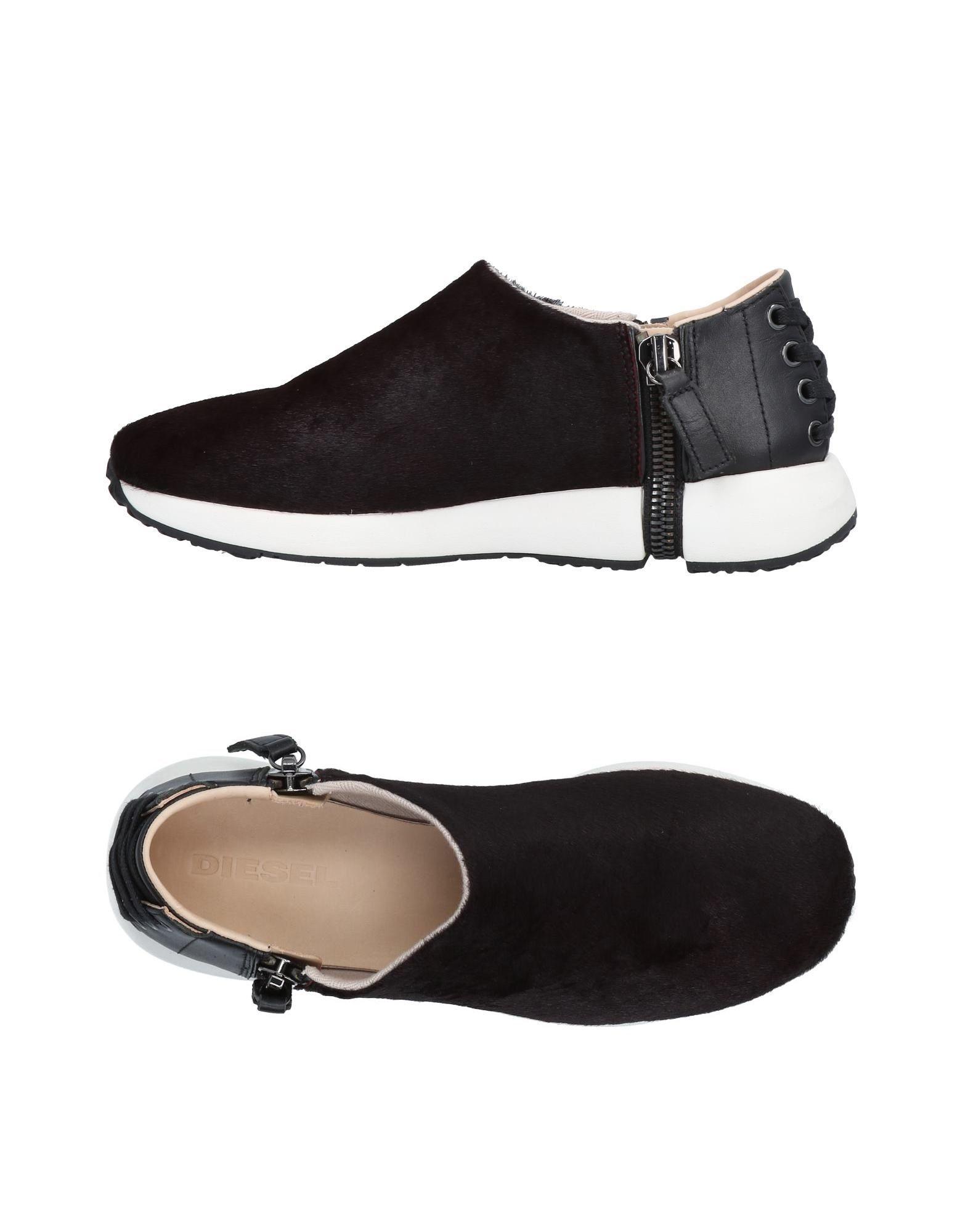 Stilvolle billige Schuhe Diesel Sneakers Damen  11476607FA