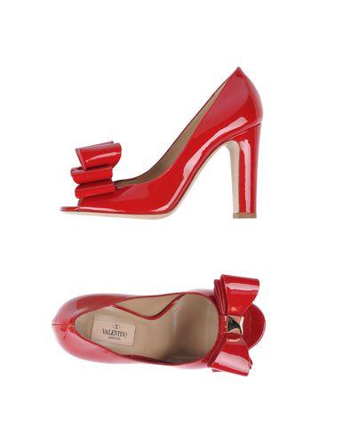 Venta de liquidación de temporada Zapato De Salón Salones Valtino Garavani Mujer - Salones Salón Valtino Garavani - 11476616EF Rojo b4c422