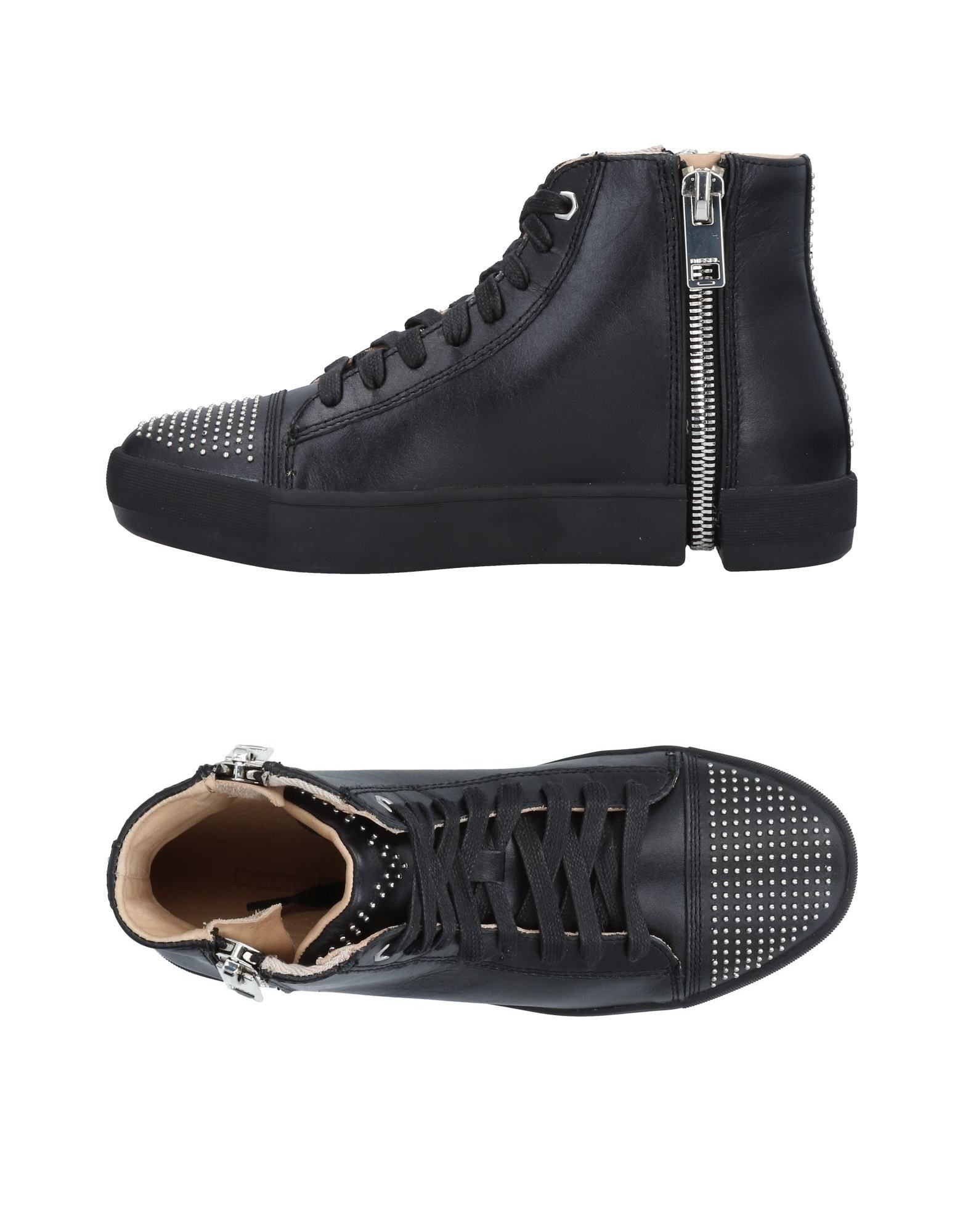 Stilvolle billige Schuhe Diesel Sneakers Damen  11476626UP