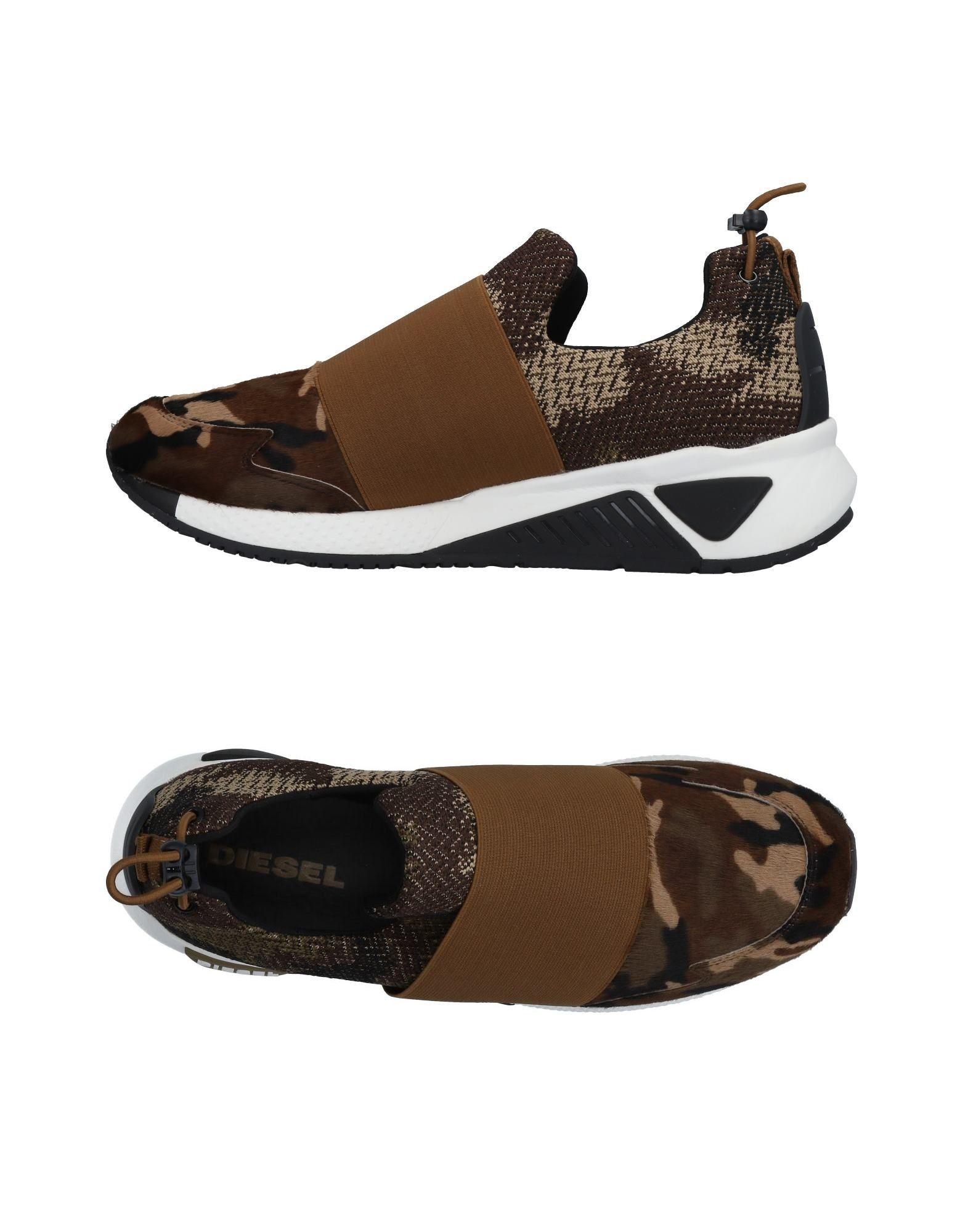 Moda Sneakers Diesel Uomo - 11476659QC