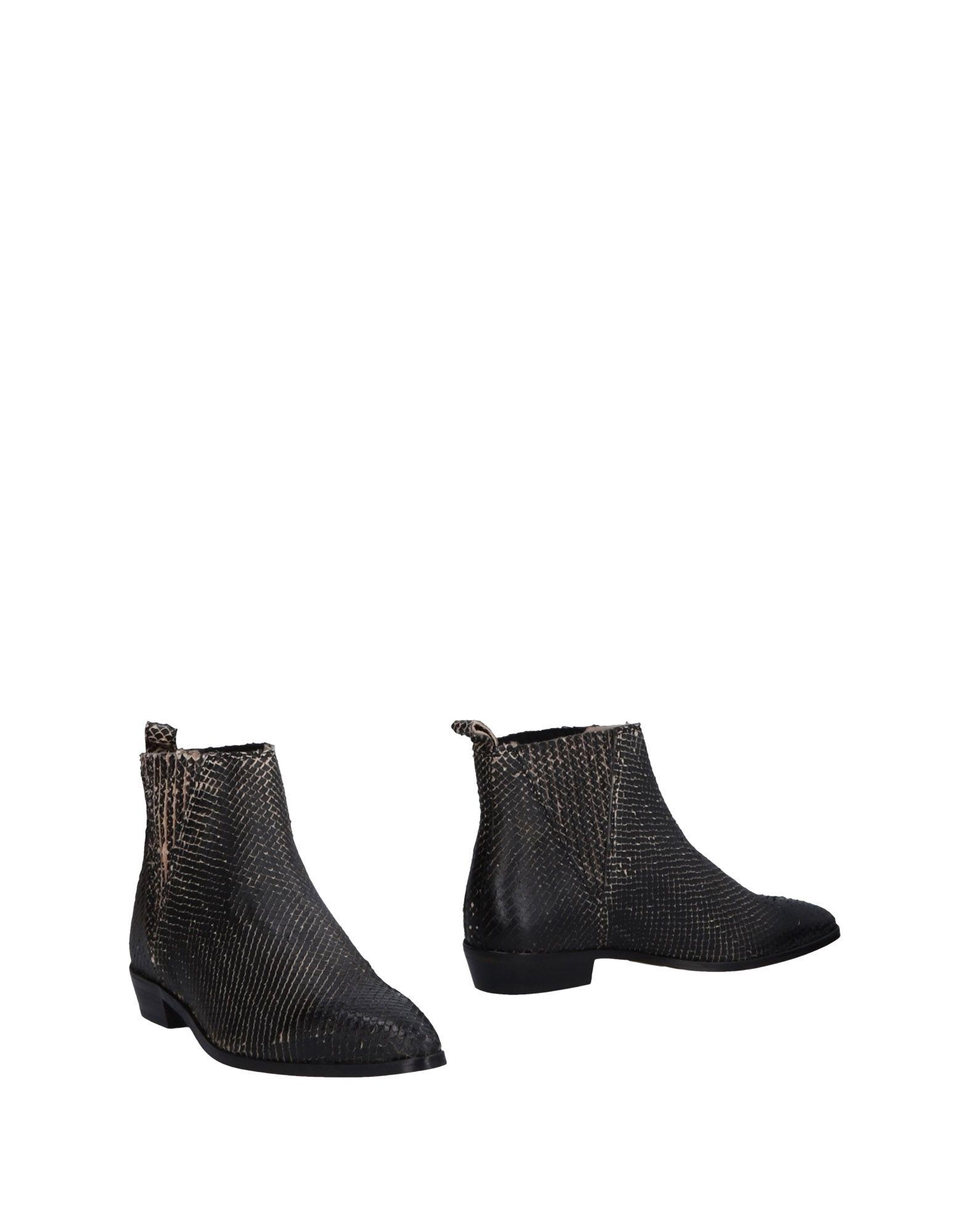 Stilvolle billige Schuhe Diesel Chelsea Boots Damen  11476682PD