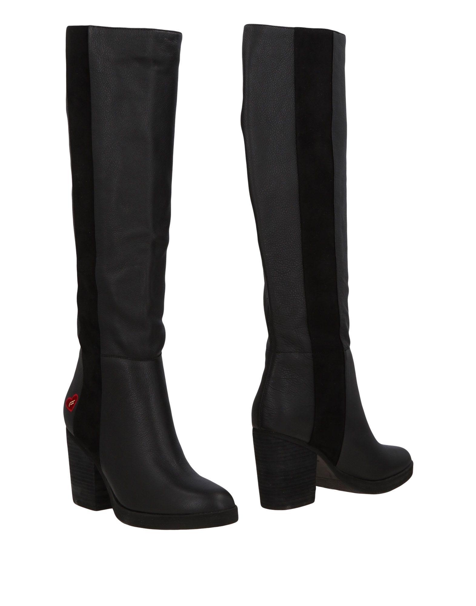 Gut um billige Schuhe zu tragenFornarina Stiefel Damen  11476683TH