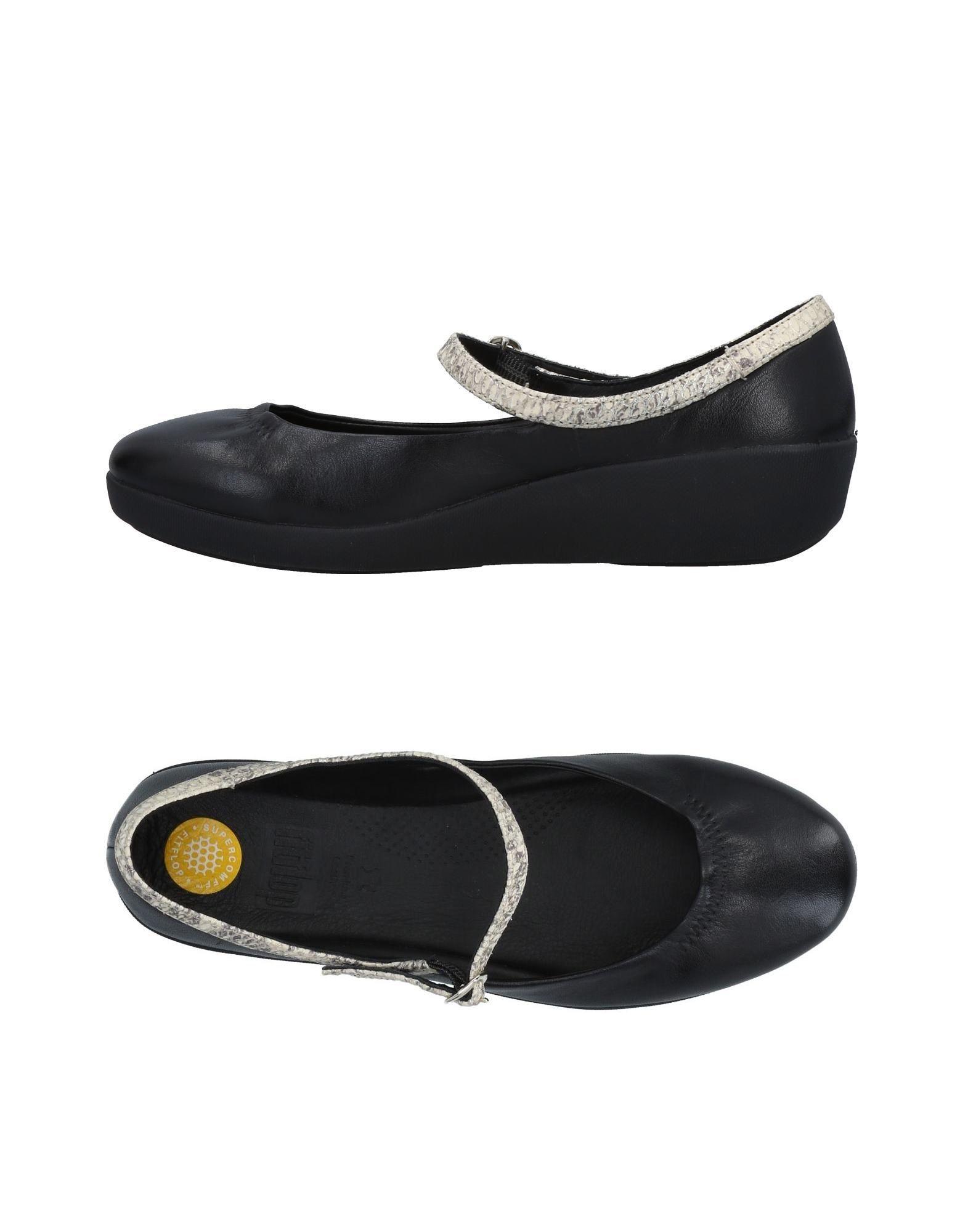 Los últimos zapatos de descuento para mujeres hombres y mujeres para Zapato De Salón Fitflop Mujer - Salones Fitflop  Negro 751516