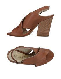 FEDERICA MILANO Sandals free shipping the cheapest x0lNaU0xBl