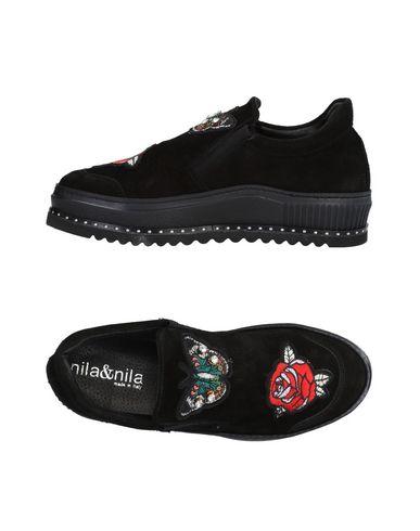 Sneakers Noir Nila Nila Sneakers amp; Noir amp; Nila amp; Noir amp; amp; Sneakers Nila Sneakers Noir Nila qqAawt