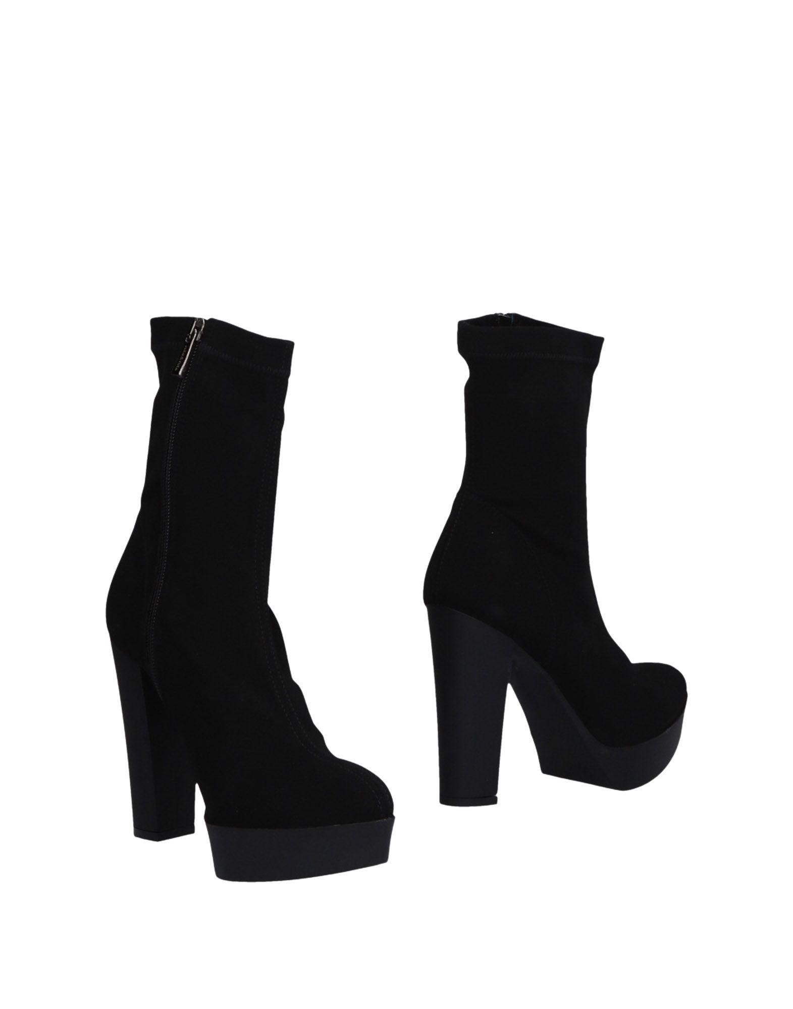 Bottine Nila & Nila Femme - Bottines Nila & Nila Noir Confortable et belle