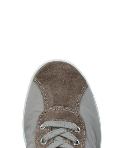 Line Sneakers Scarpe Chiaro Grigio Donna Ruco