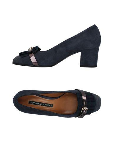 Los zapatos más populares Mocasín para hombres y mujeres Mocasín populares Norma J.Baker Mujer - Mocasines Norma J.Baker - 11476911LK Azul francés 410341