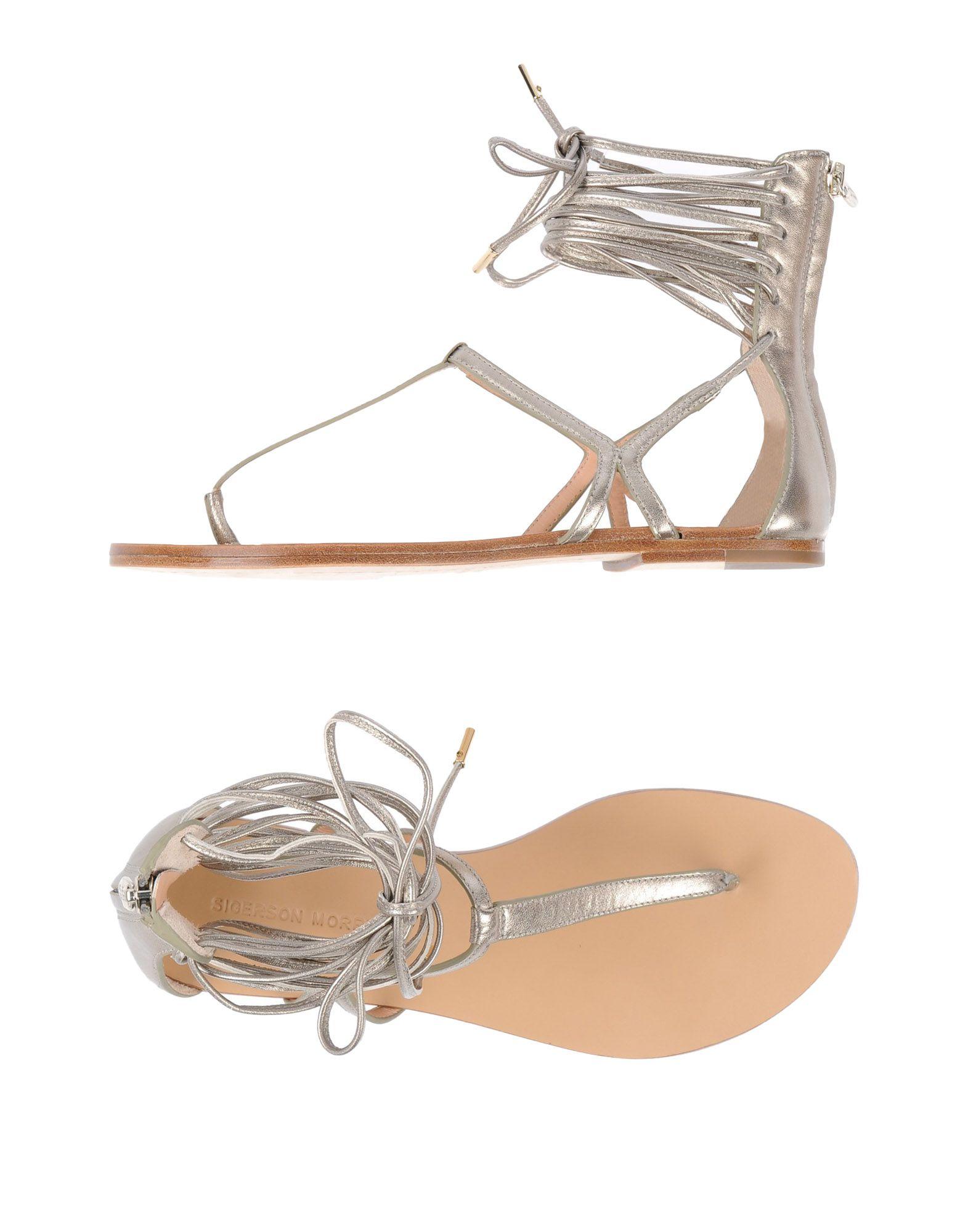 Stilvolle Dianetten billige Schuhe Sigerson Morrison Dianetten Stilvolle Damen  11476925DJ 1d04d0